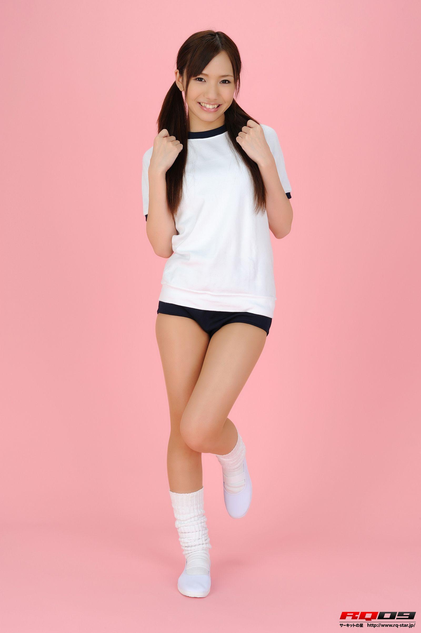 [RQ STAR美女] NO.0227 Asami Nakata 中田あさみ Bloomers Gymwear[70P] RQ STAR 第1张