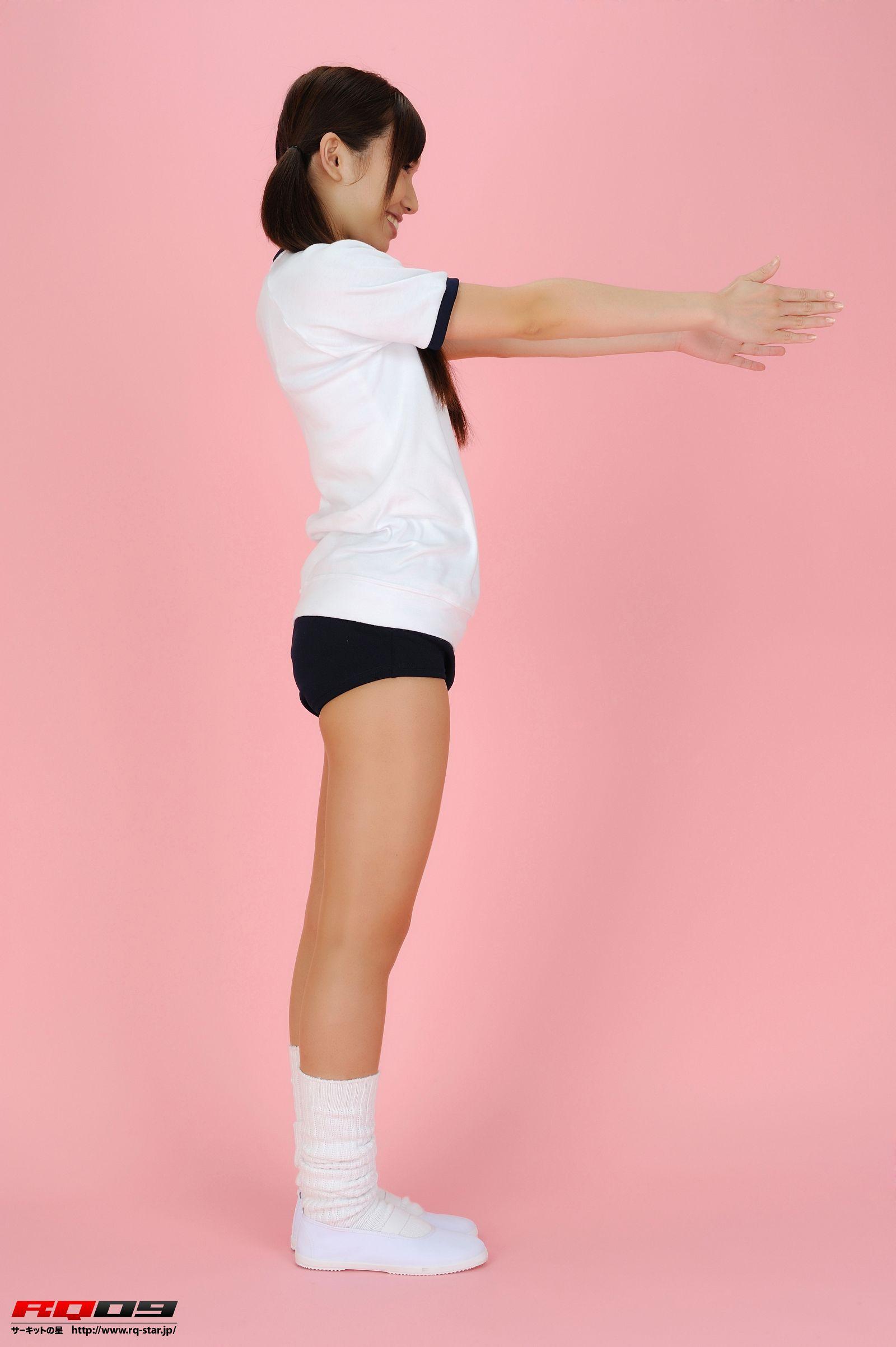 [RQ STAR美女] NO.0227 Asami Nakata 中田あさみ Bloomers Gymwear[70P] RQ STAR 第3张