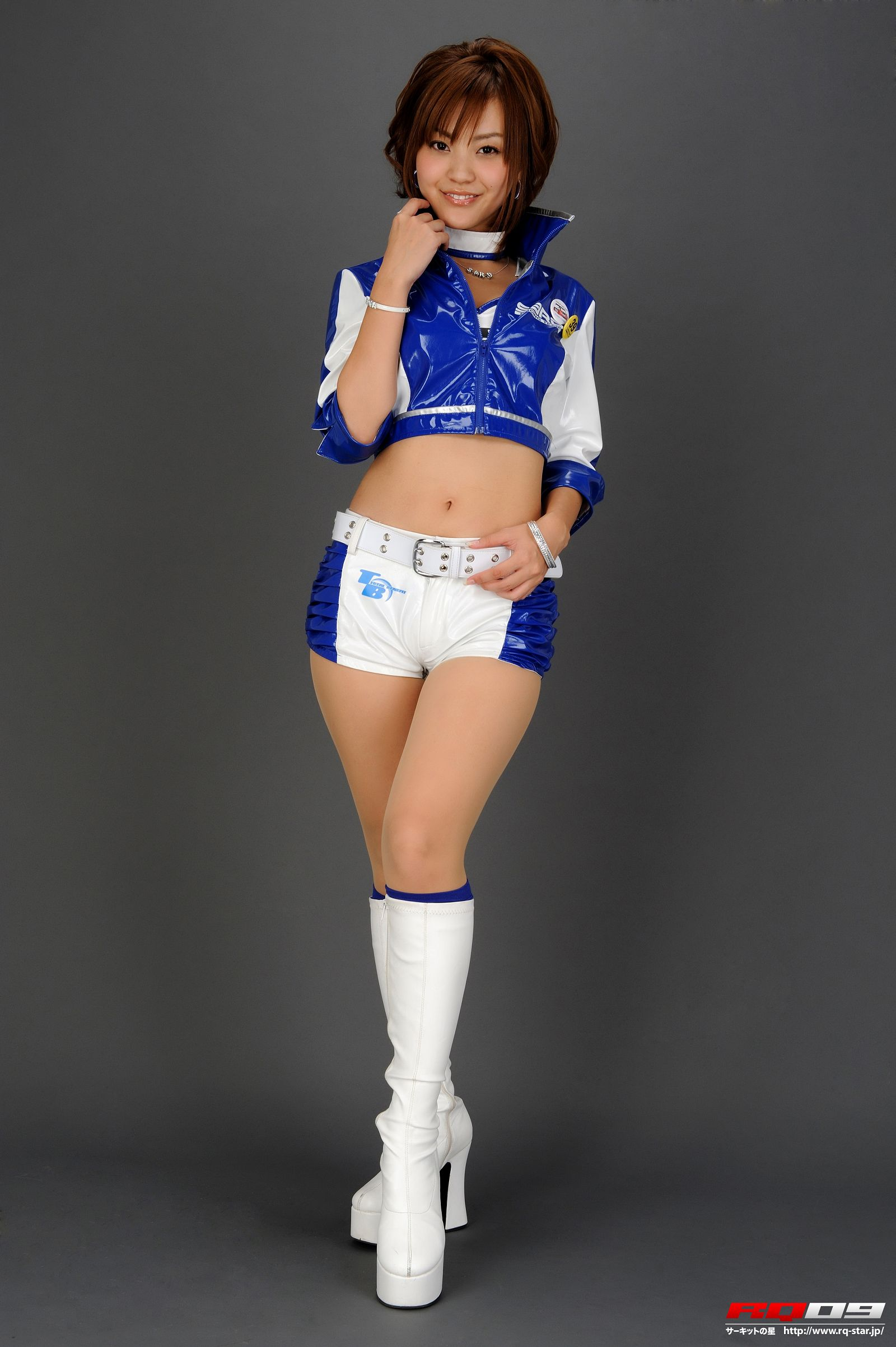 [RQ-STAR美女] NO.0231 Mina Momohara 桃原美奈 Race Queen0