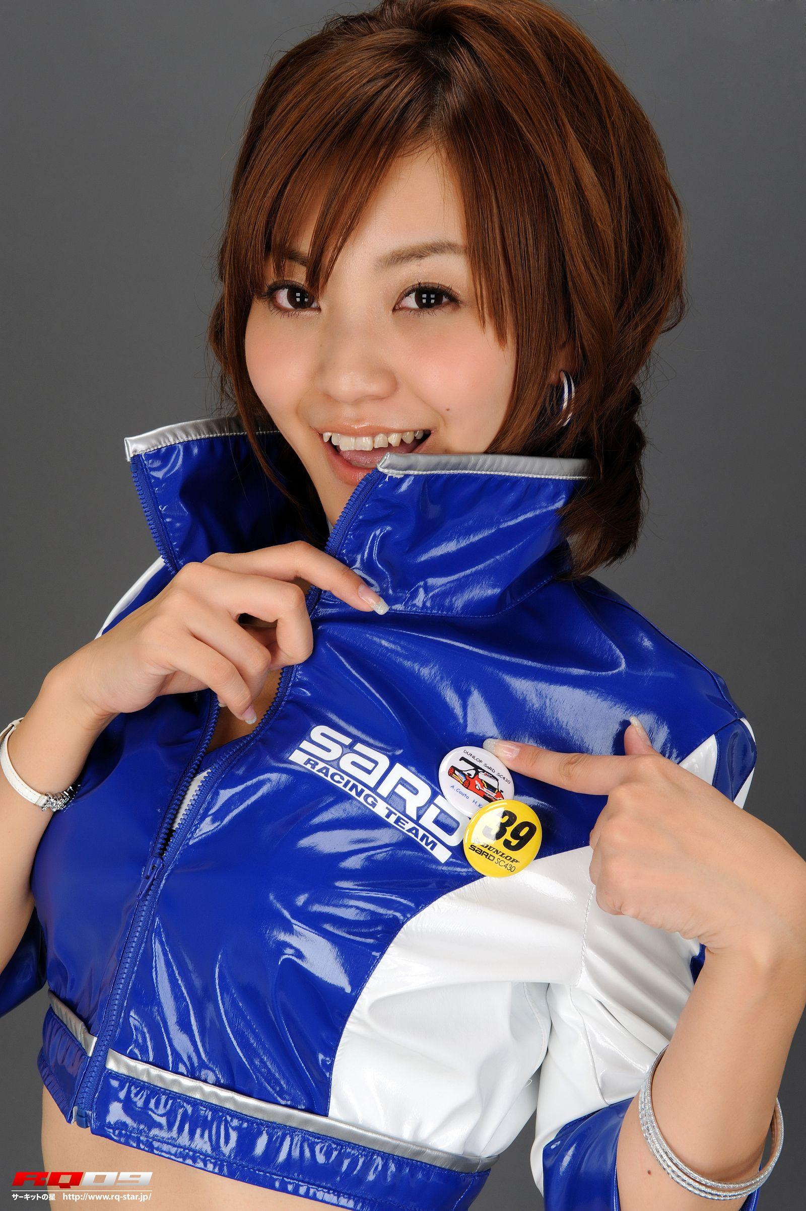 [RQ-STAR美女] NO.0231 Mina Momohara 桃原美奈 Race Queen2