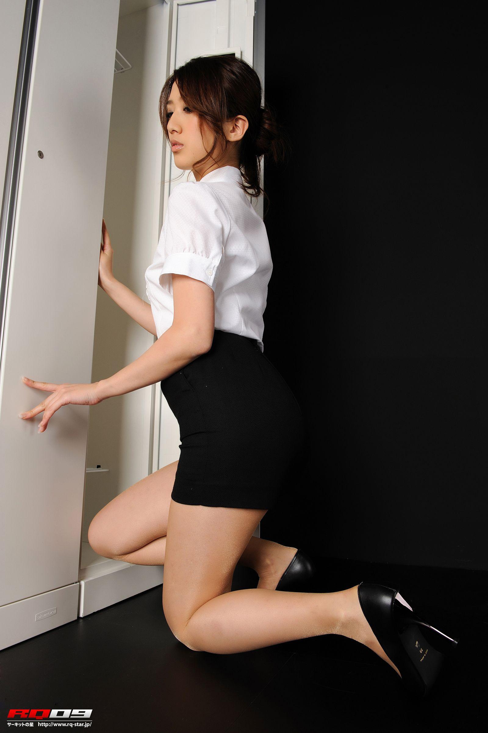 [RQ STAR美女] NO.0233 Yuuka Sugisawa 杉澤友香 Office Lady[100P] RQ STAR 第2张