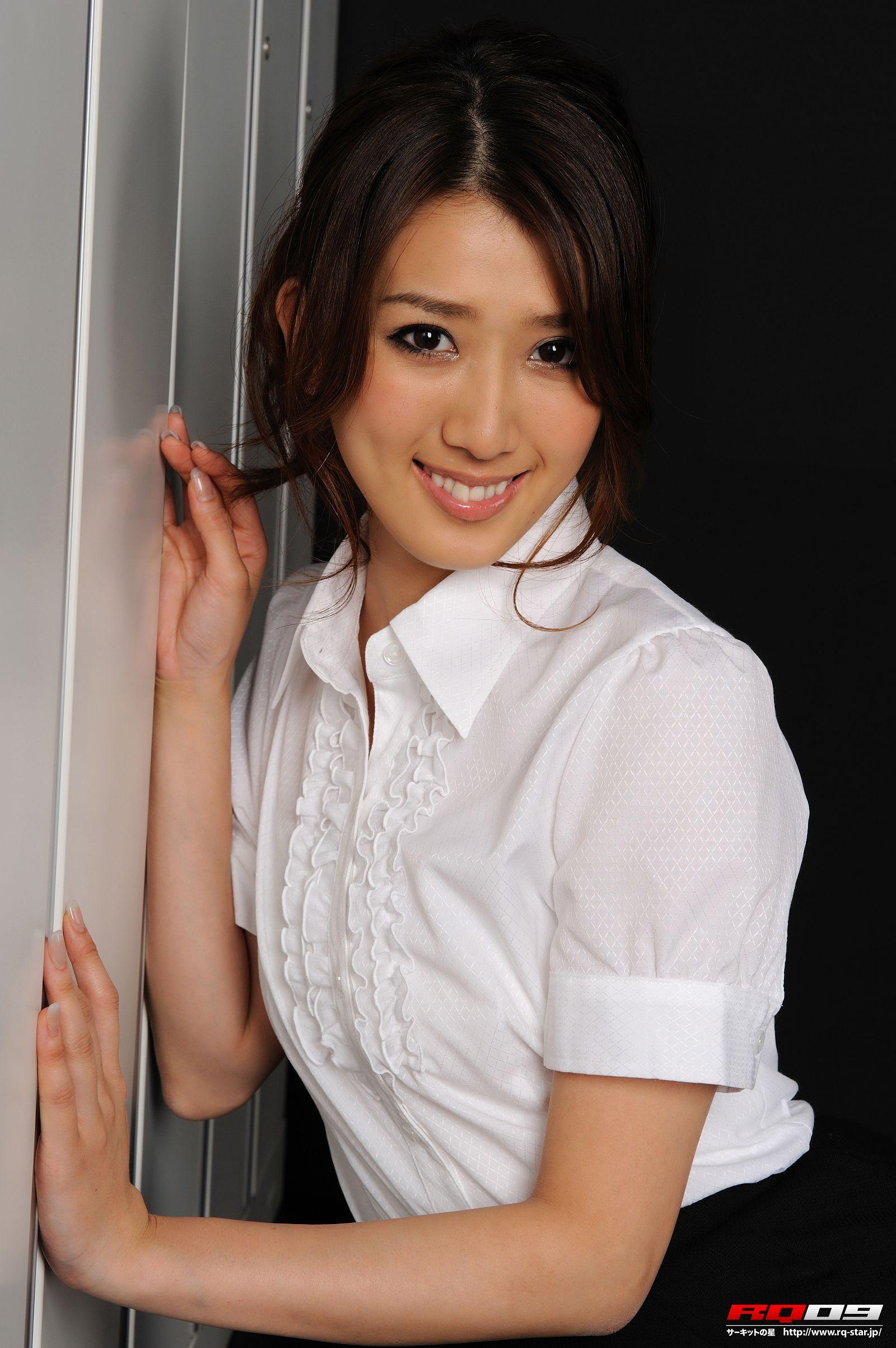 [RQ STAR美女] NO.0233 Yuuka Sugisawa 杉澤友香 Office Lady[100P] RQ STAR 第3张