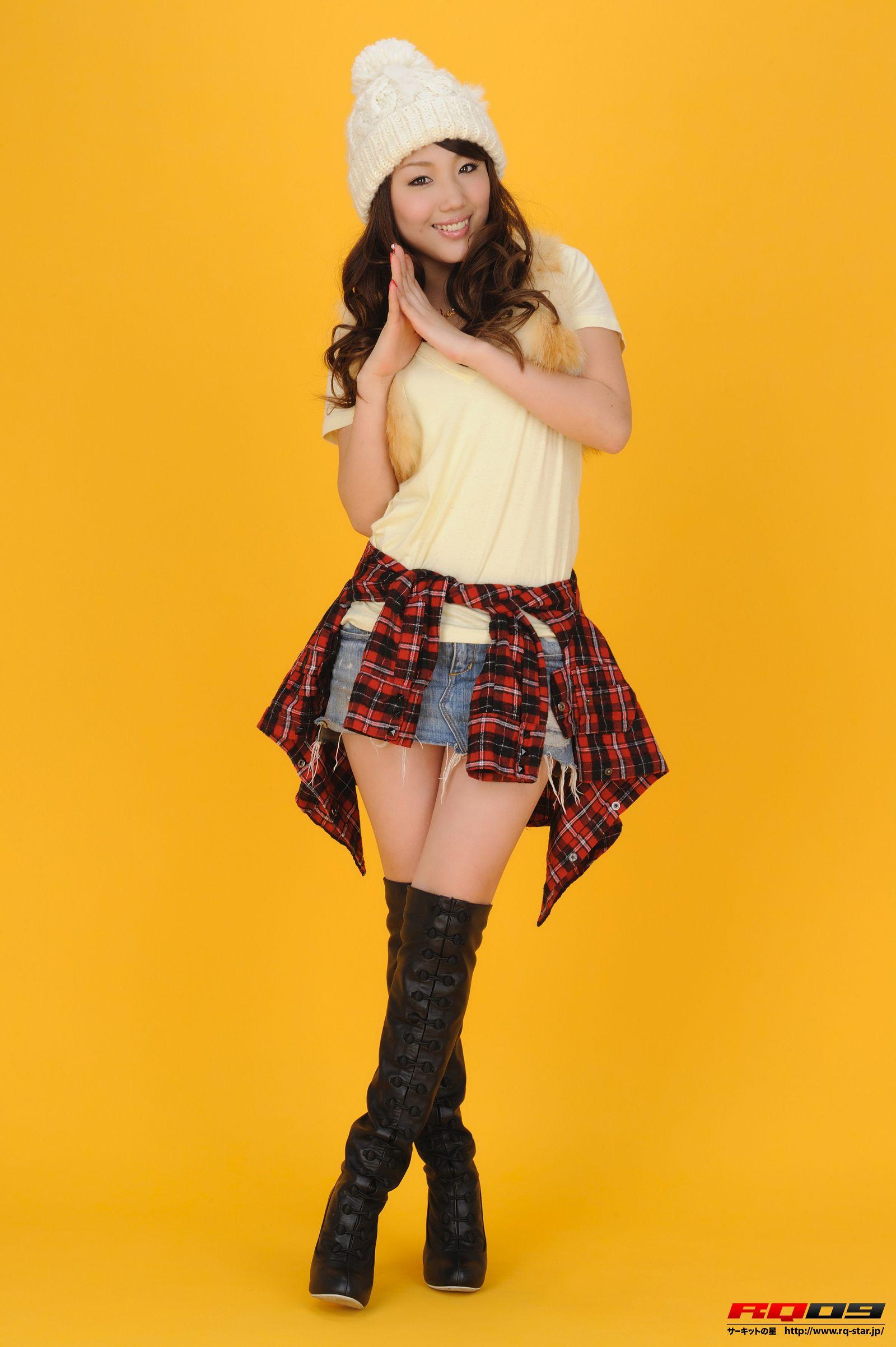 [RQ STAR美女] NO.0247 Arisa Kimura 木村亜梨沙 Private Dress[90P] RQ STAR 第1张