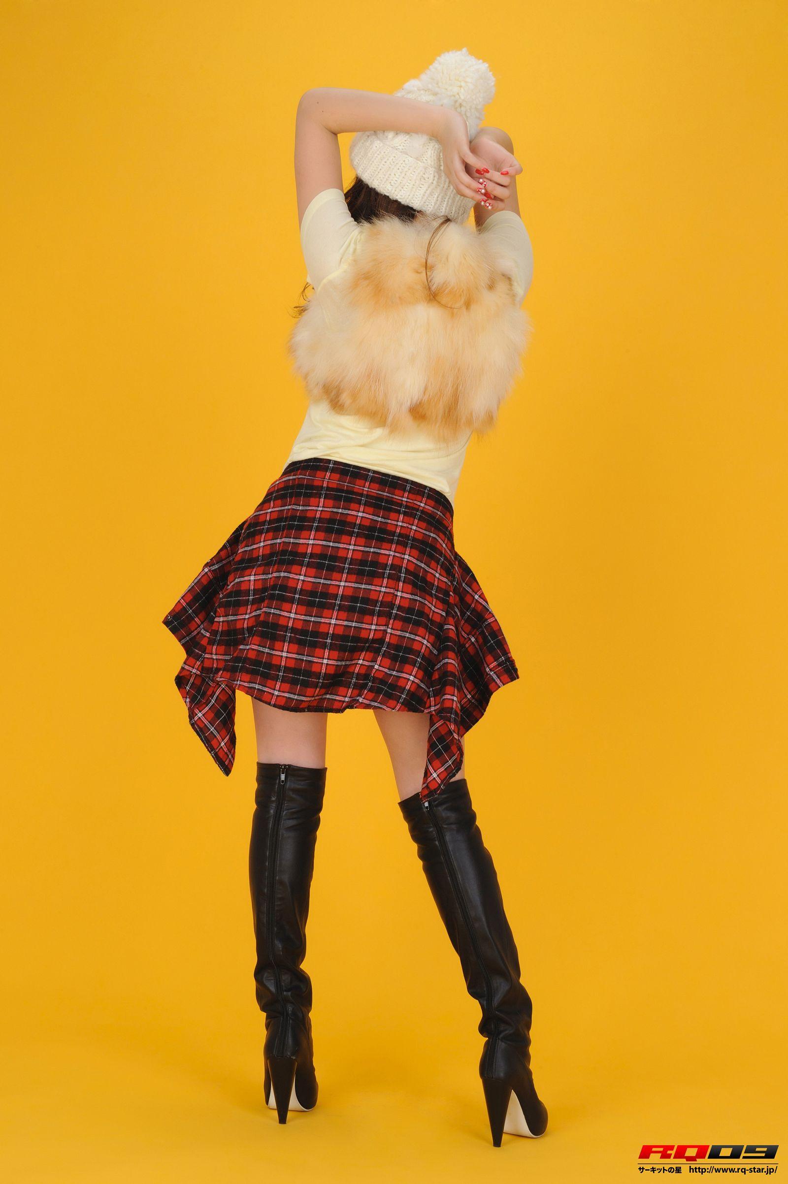 [RQ STAR美女] NO.0247 Arisa Kimura 木村亜梨沙 Private Dress[90P] RQ STAR 第4张