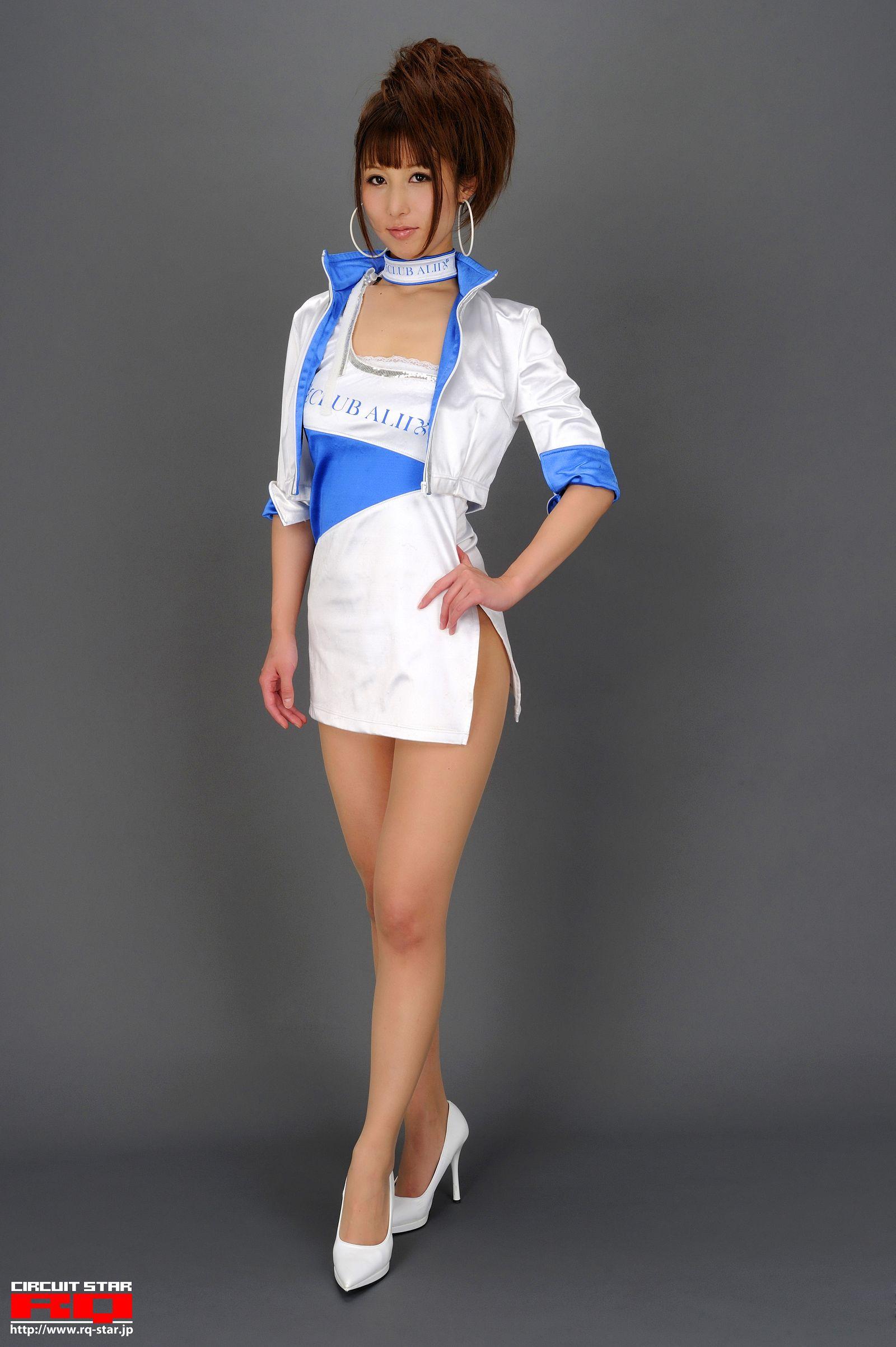 [RQ STAR美女] NO.0267 You Akasaka 赤坂陽 Race Queen[92P] RQ STAR 第1张