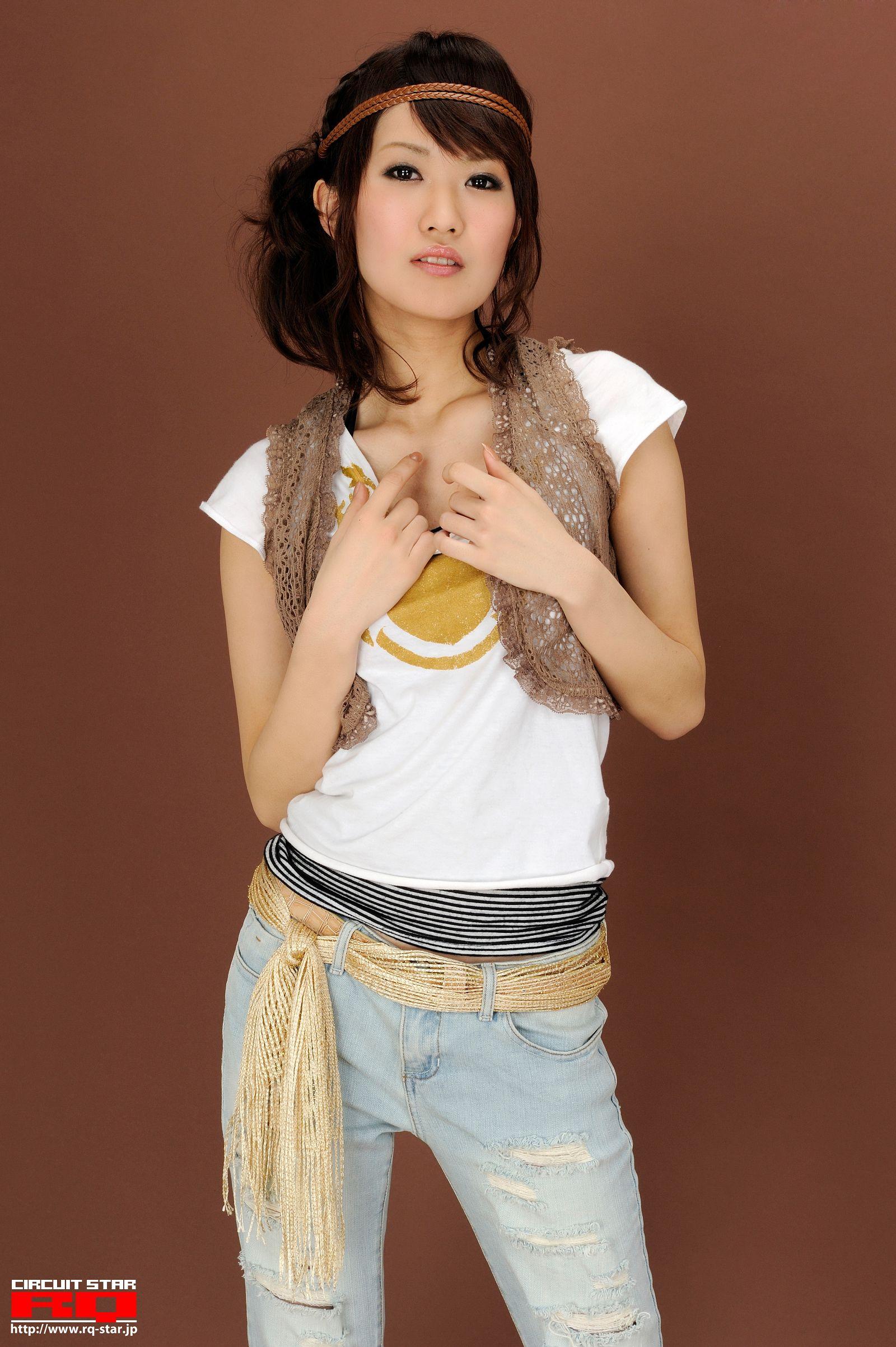 [RQ STAR美女] NO.0268 Megumi Fukuoka 福岡愛 Private Dress[54P] RQ STAR 第3张