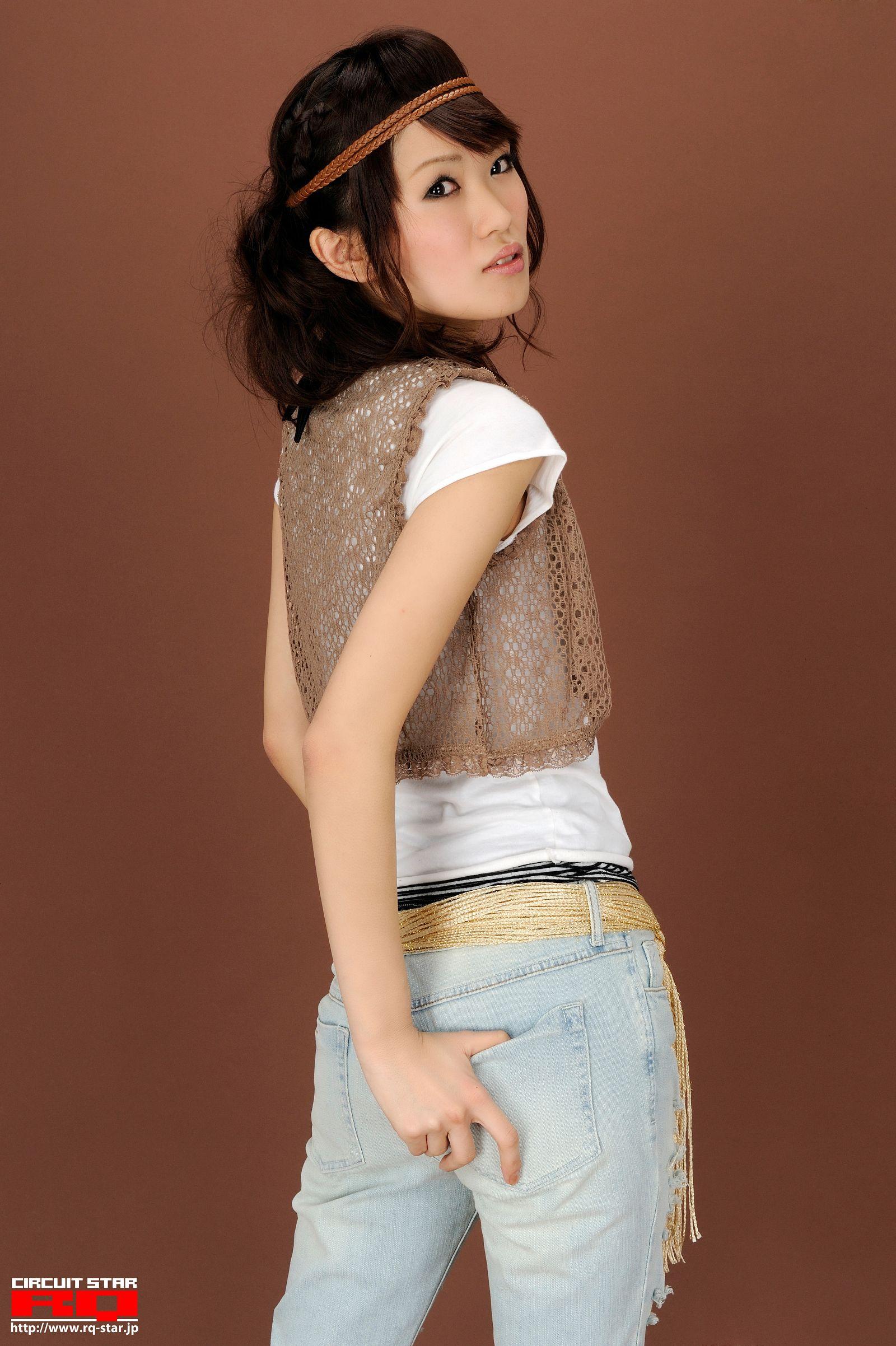 [RQ STAR美女] NO.0268 Megumi Fukuoka 福岡愛 Private Dress[54P] RQ STAR 第4张