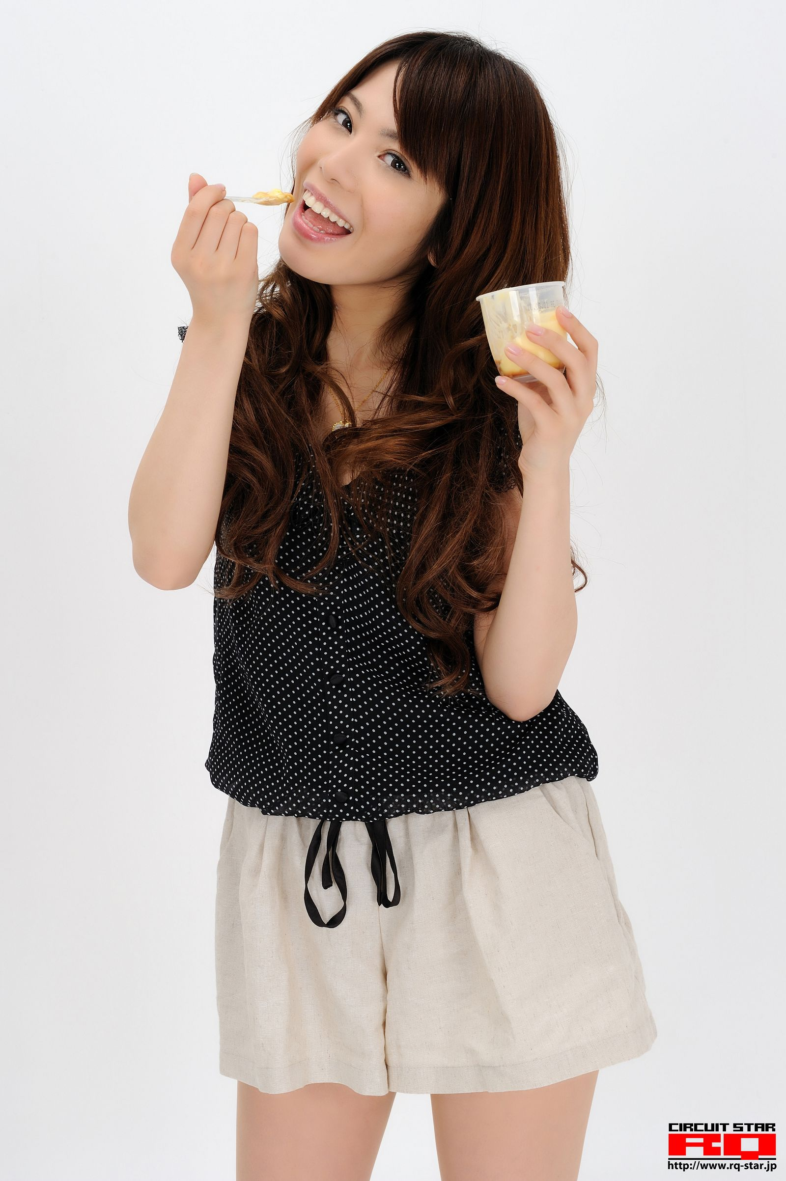 [RQ STAR美女] NO.0291 Takana Honda 本田貴奈 Private Dress[80P] RQ STAR 第3张