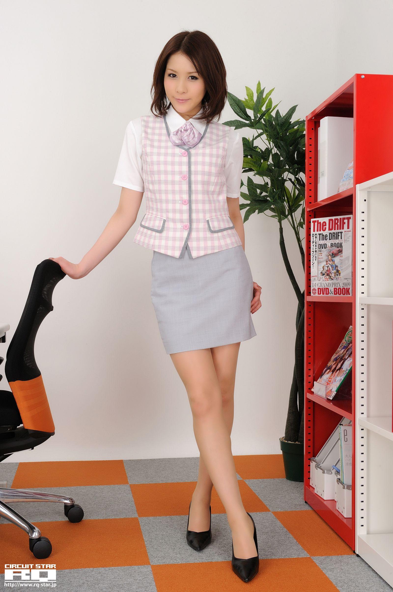 [RQ STAR美女] NO.0300 Saki Tachibana 立花サキ Office Lady[126P] RQ STAR 第1张