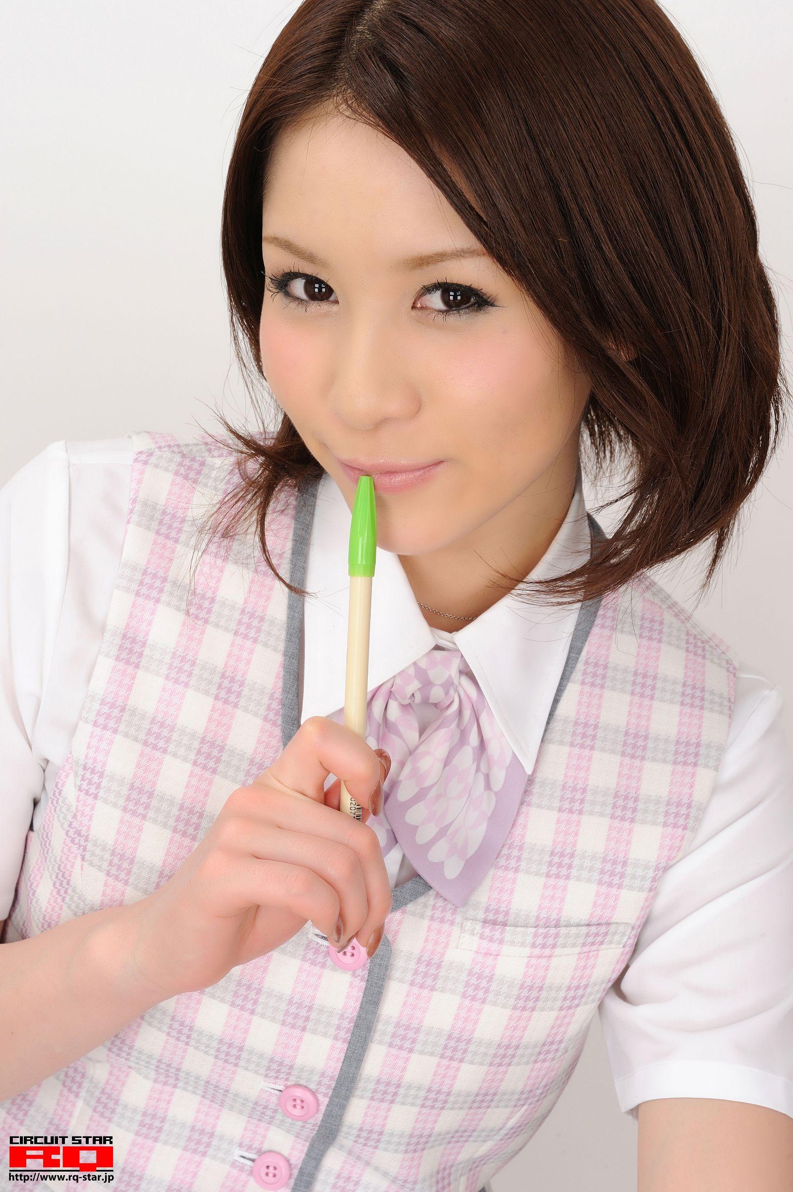 [RQ STAR美女] NO.0300 Saki Tachibana 立花サキ Office Lady[126P] RQ STAR 第4张