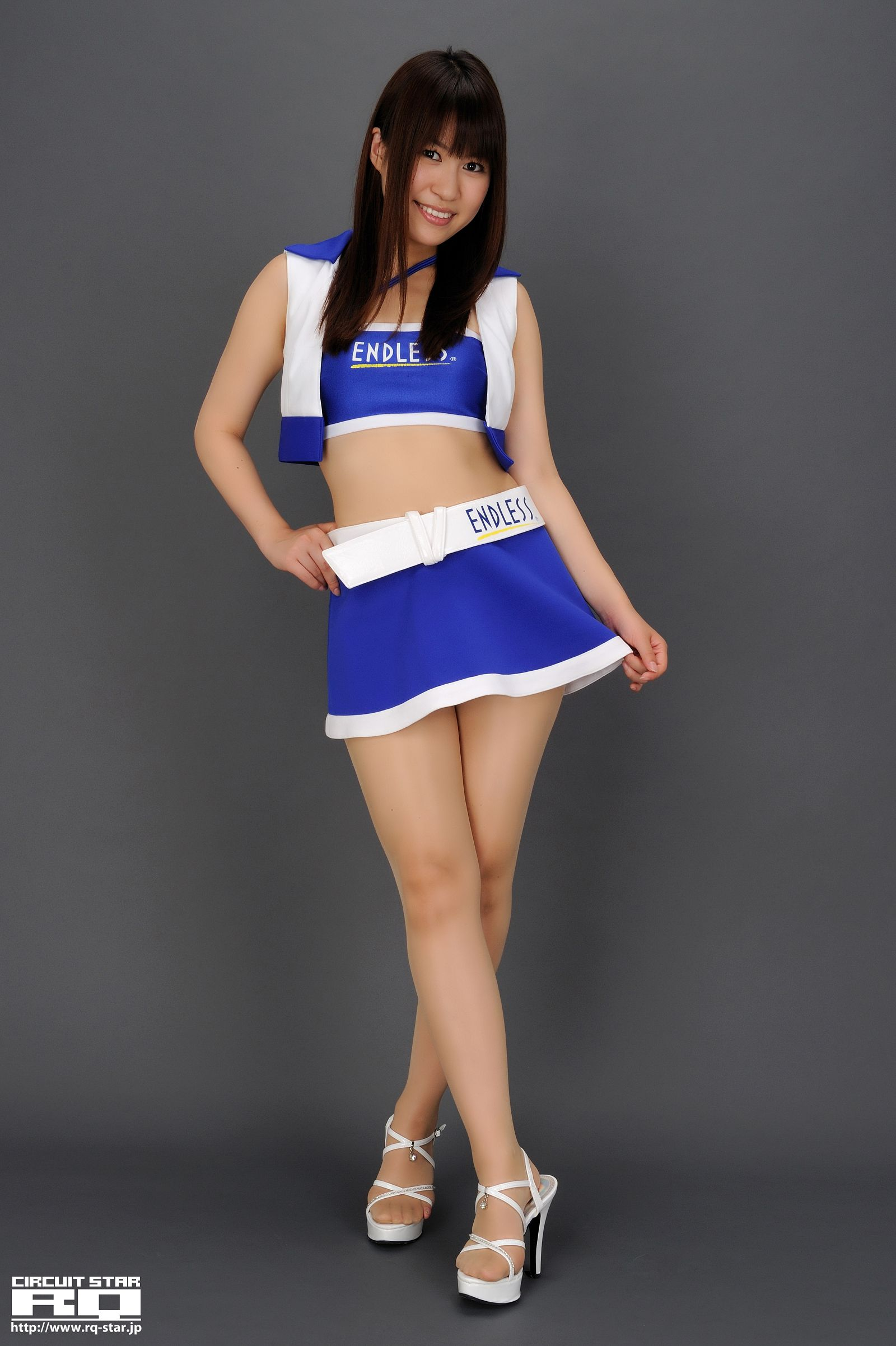 [RQ STAR美女] NO.0306 Emi Sakura 佐倉恵美 Race Queen[118P] RQ STAR 第1张