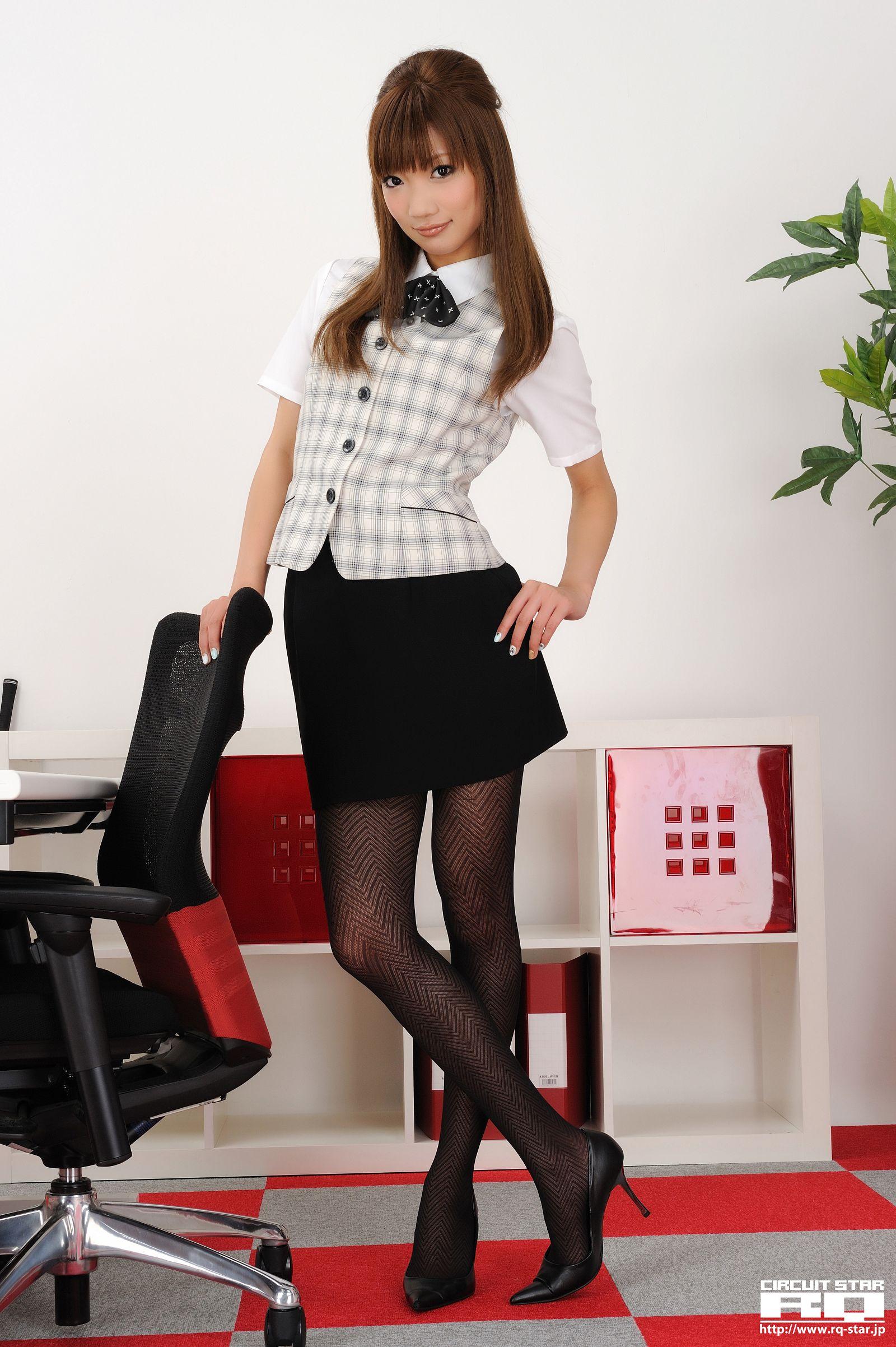 [RQ STAR美女] NO.0313 Junko Maya 真野淳子 Office Lady[60P] RQ STAR 第1张