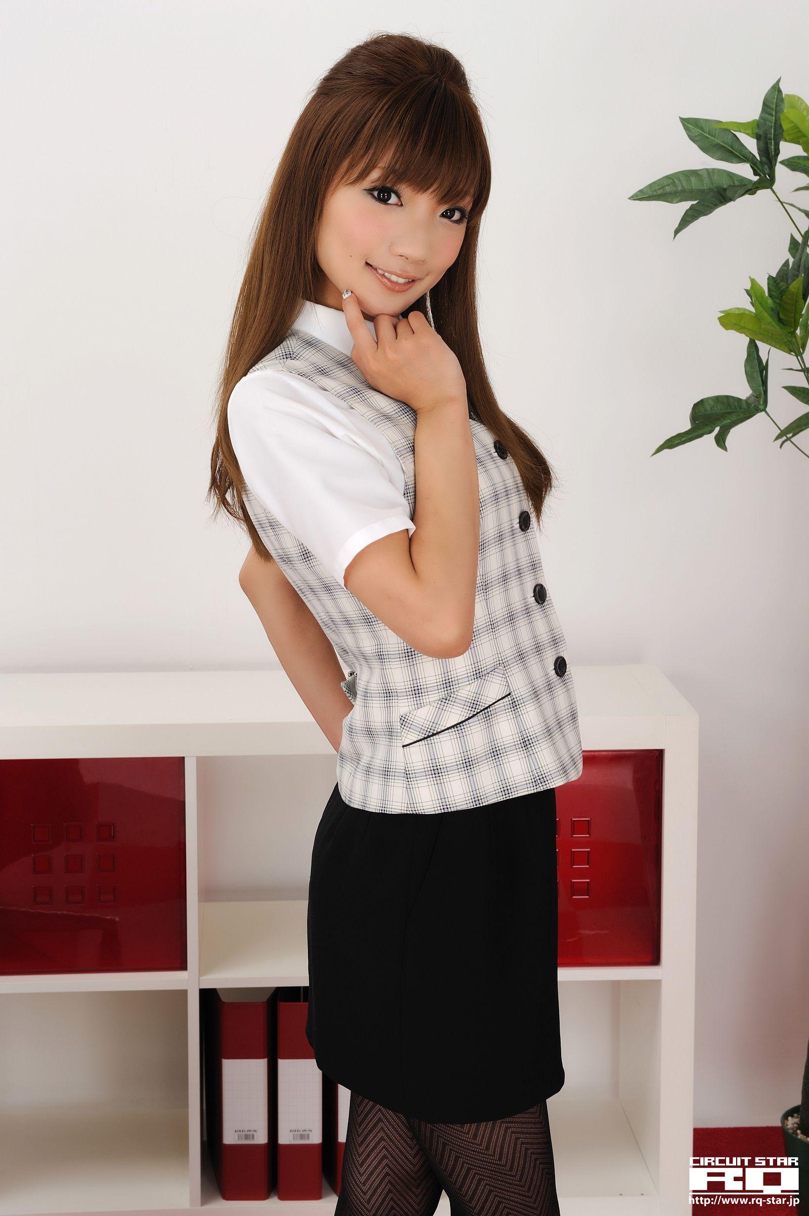 [RQ STAR美女] NO.0313 Junko Maya 真野淳子 Office Lady[60P] RQ STAR 第3张