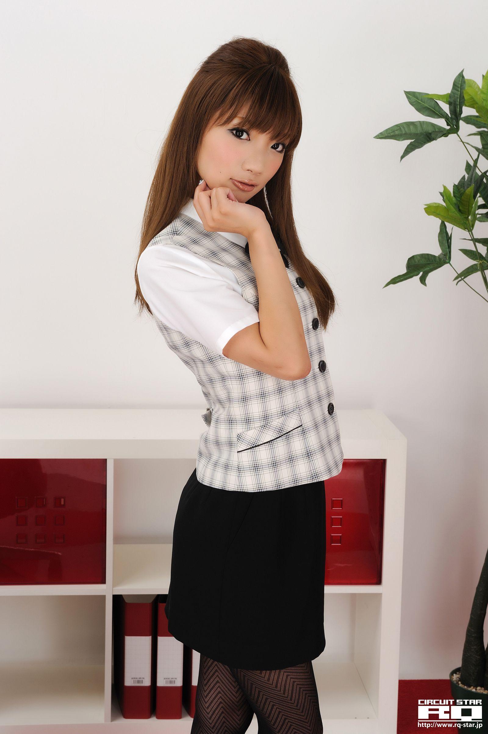 [RQ STAR美女] NO.0313 Junko Maya 真野淳子 Office Lady[60P] RQ STAR 第4张