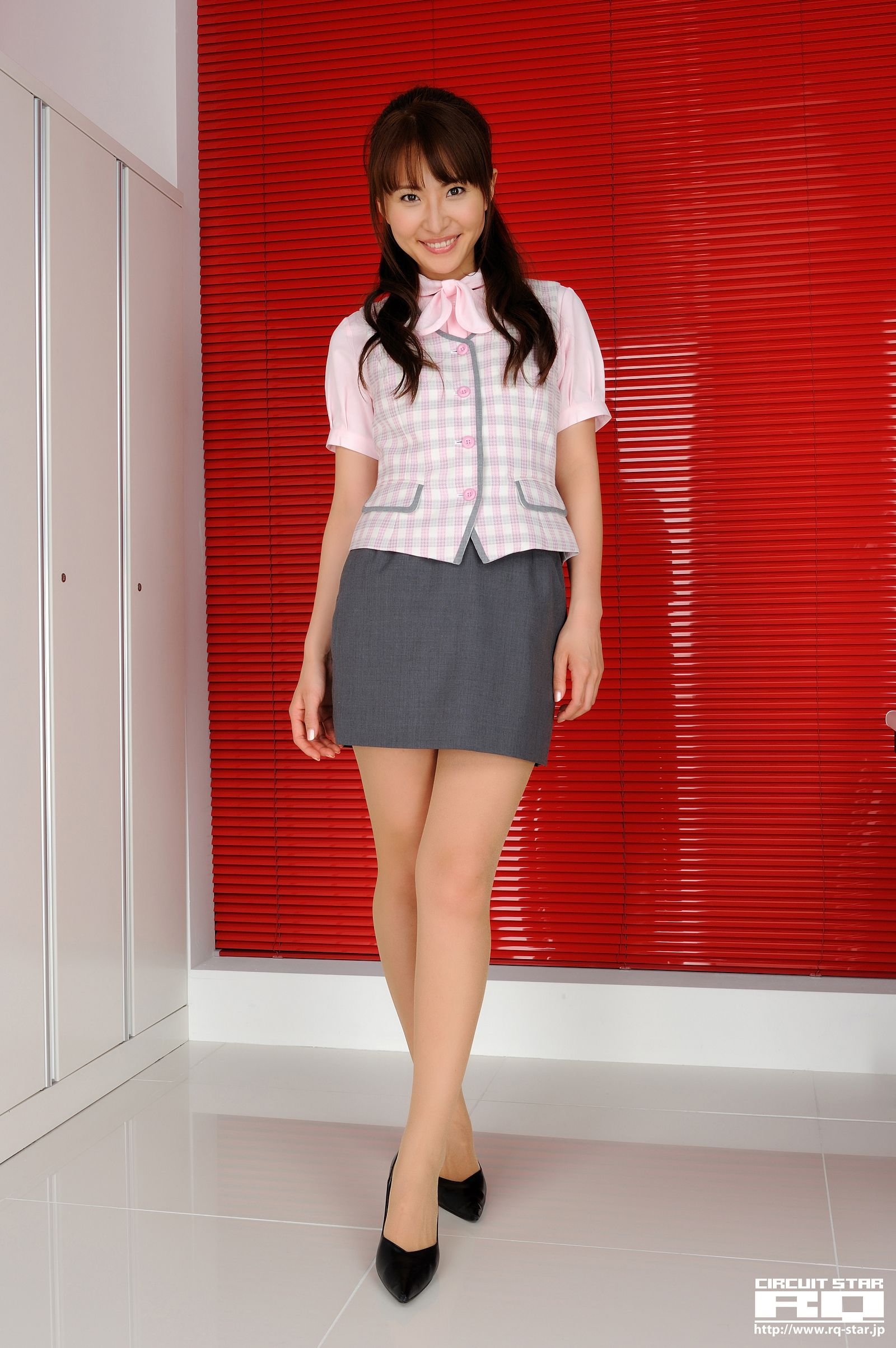 [RQ STAR美女] NO.0327 Rena Sawai 澤井玲菜 Office Lady[170P] RQ STAR 第1张
