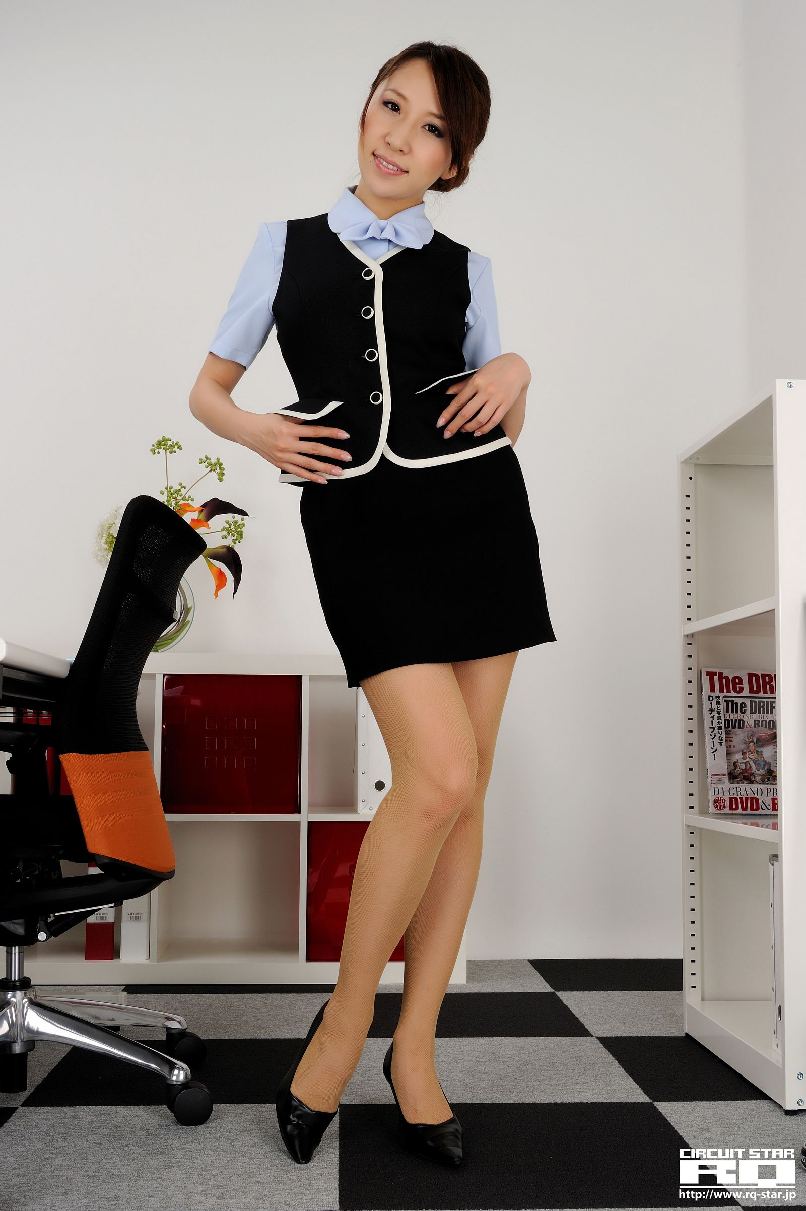 [RQ STAR美女] NO.0329 Maria Kotoha 琴葉マリア Office Lady[100P] RQ STAR 第4张
