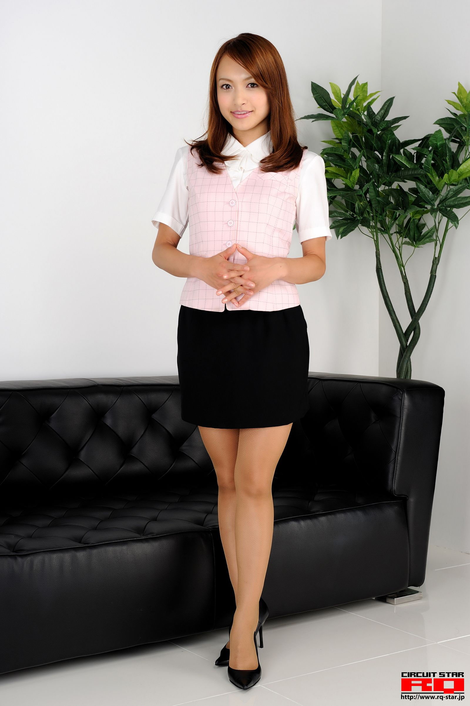 [RQ STAR美女] NO.0372 Rina Itoh 伊東りな Office Lady[95P] RQ STAR 第1张