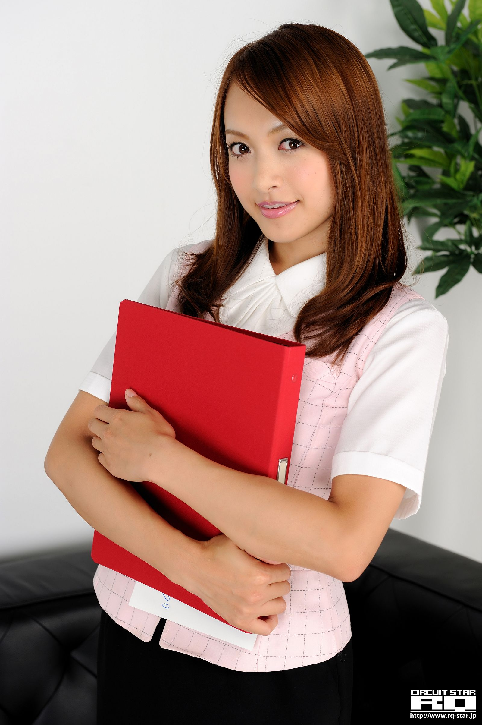 [RQ STAR美女] NO.0372 Rina Itoh 伊東りな Office Lady[95P] RQ STAR 第3张