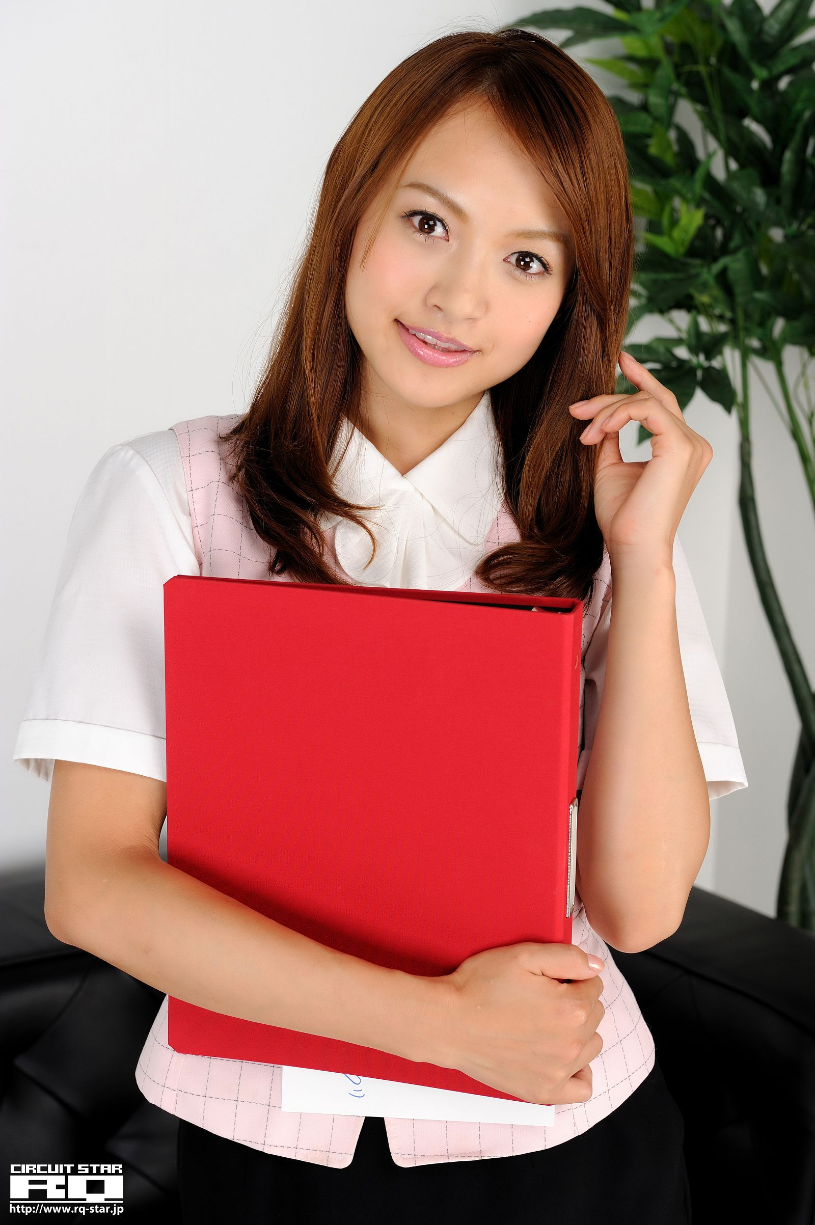 [RQ STAR美女] NO.0372 Rina Itoh 伊東りな Office Lady[95P] RQ STAR 第4张