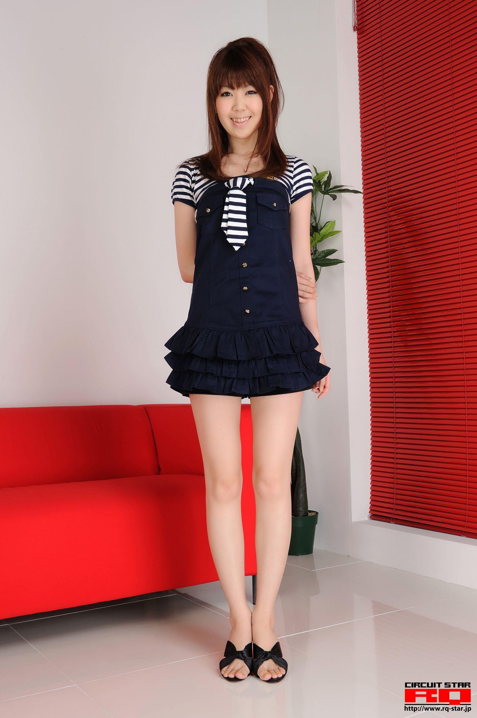 [RQ STAR美女] NO.0376 Haruka Ikuta 生田晴香 Private Dress[100P] RQ STAR 第1张