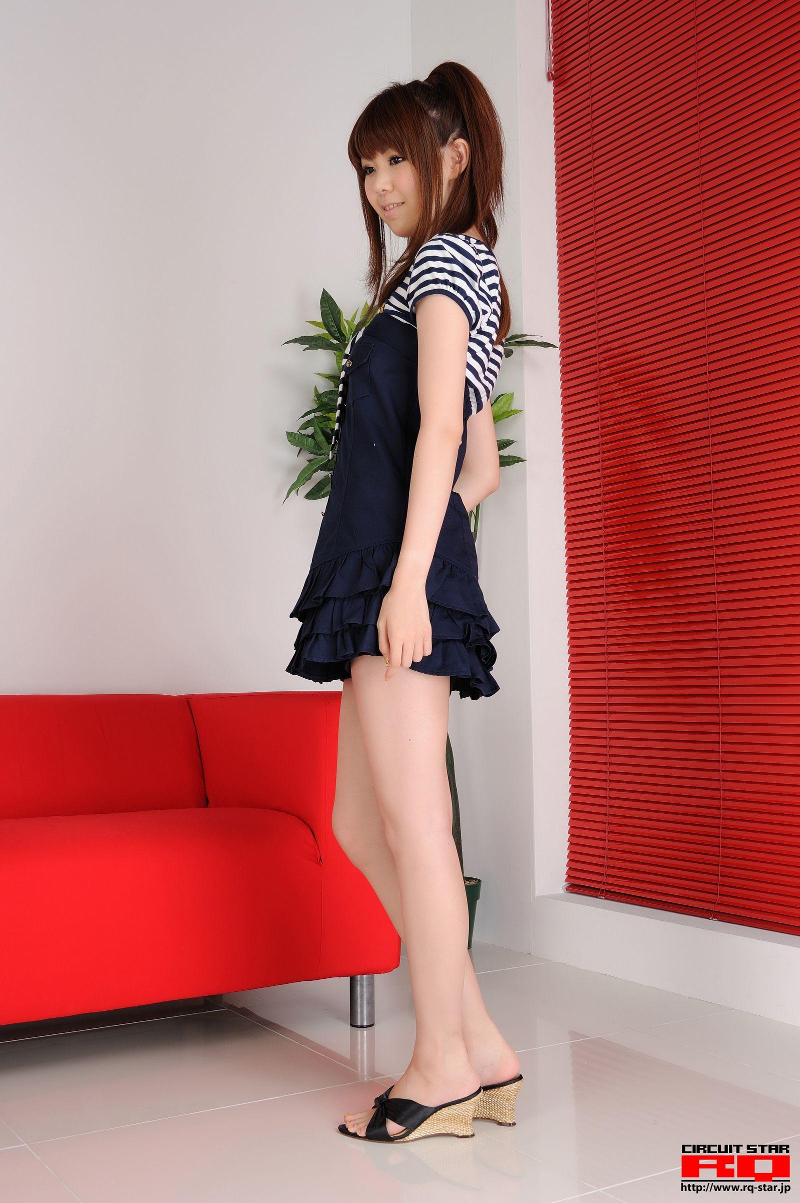 [RQ STAR美女] NO.0376 Haruka Ikuta 生田晴香 Private Dress[100P] RQ STAR 第2张
