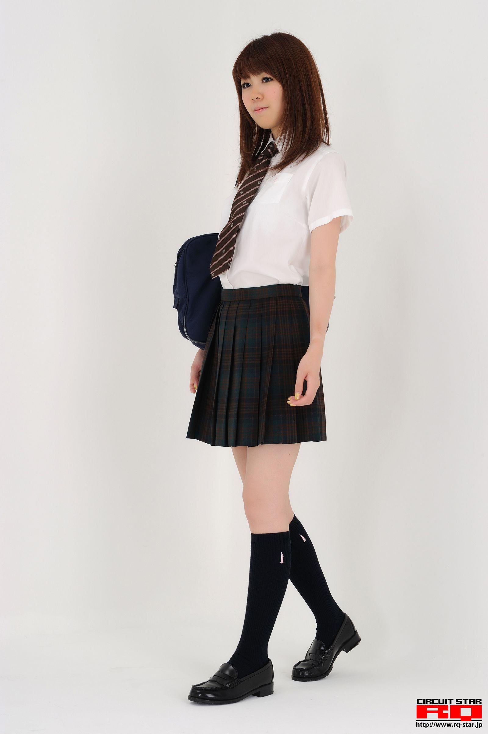 [RQ STAR美女] NO.0378 Haruka Ikuta 生田晴香 School Girl[119P] RQ STAR 第1张