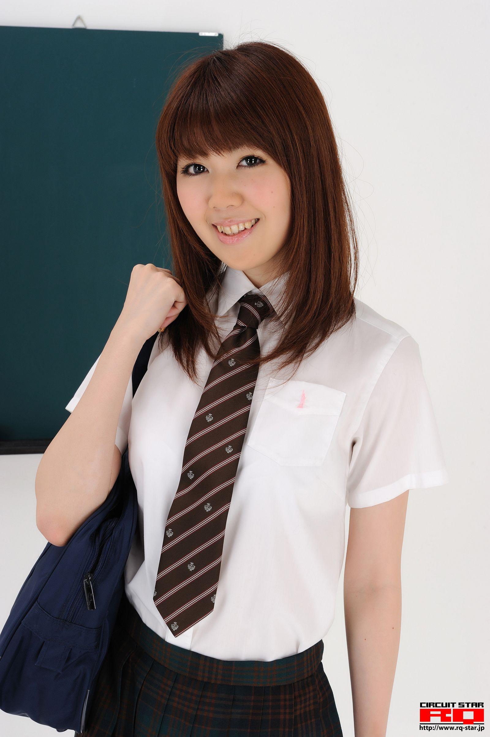 [RQ STAR美女] NO.0378 Haruka Ikuta 生田晴香 School Girl[119P] RQ STAR 第2张