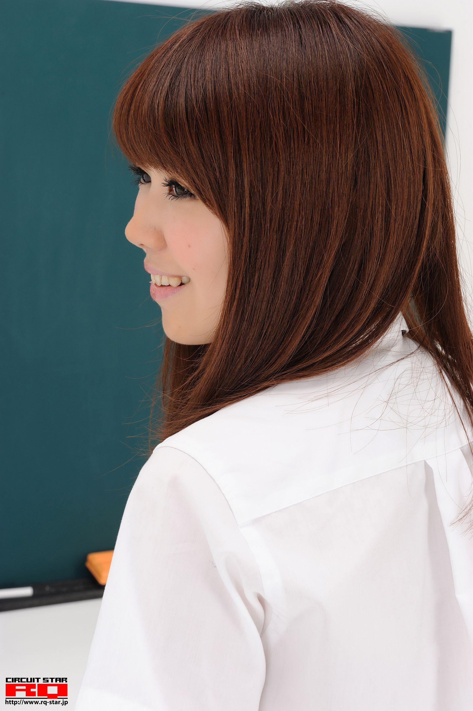 [RQ STAR美女] NO.0378 Haruka Ikuta 生田晴香 School Girl[119P] RQ STAR 第3张