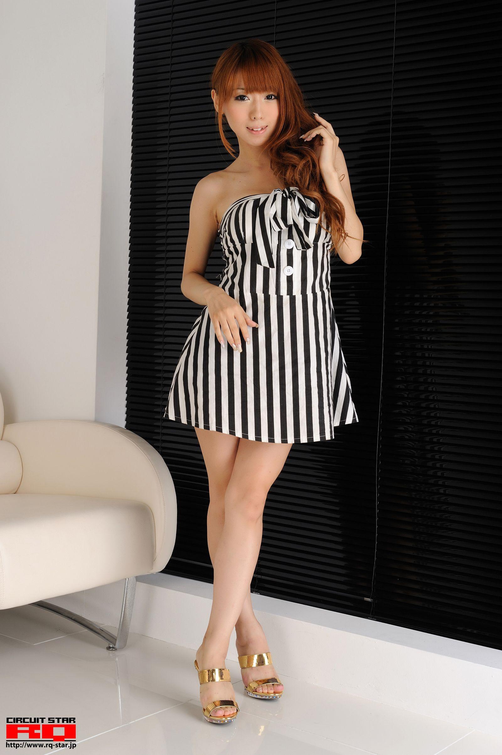 [RQ STAR美女] NO.0397 Yue Fujisaki 藤崎ゆえ Private Dress[103P] RQ STAR 第1张