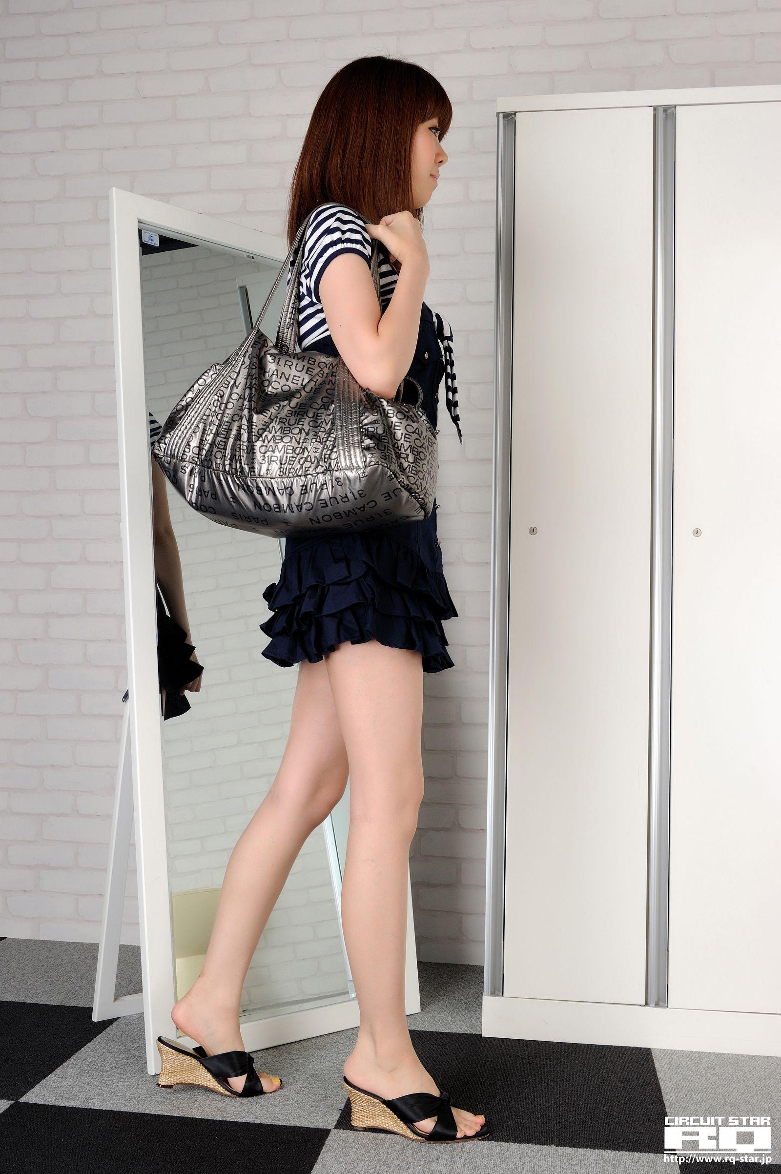 [RQ STAR美女] NO.0384 Haruka Ikuta 生田晴香 Office Lady[140P] RQ STAR 第1张