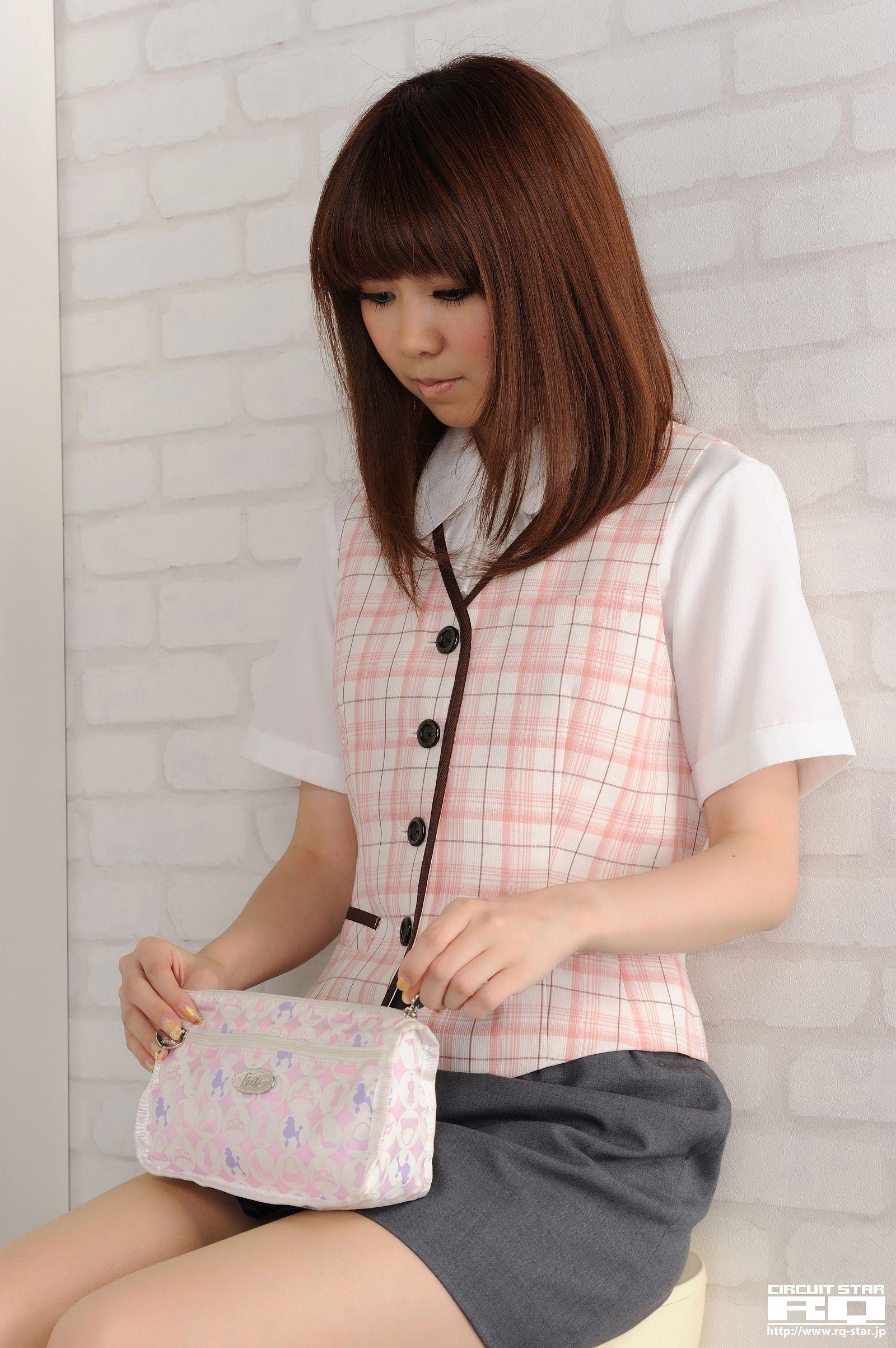 [RQ STAR美女] NO.0384 Haruka Ikuta 生田晴香 Office Lady[140P] RQ STAR 第3张