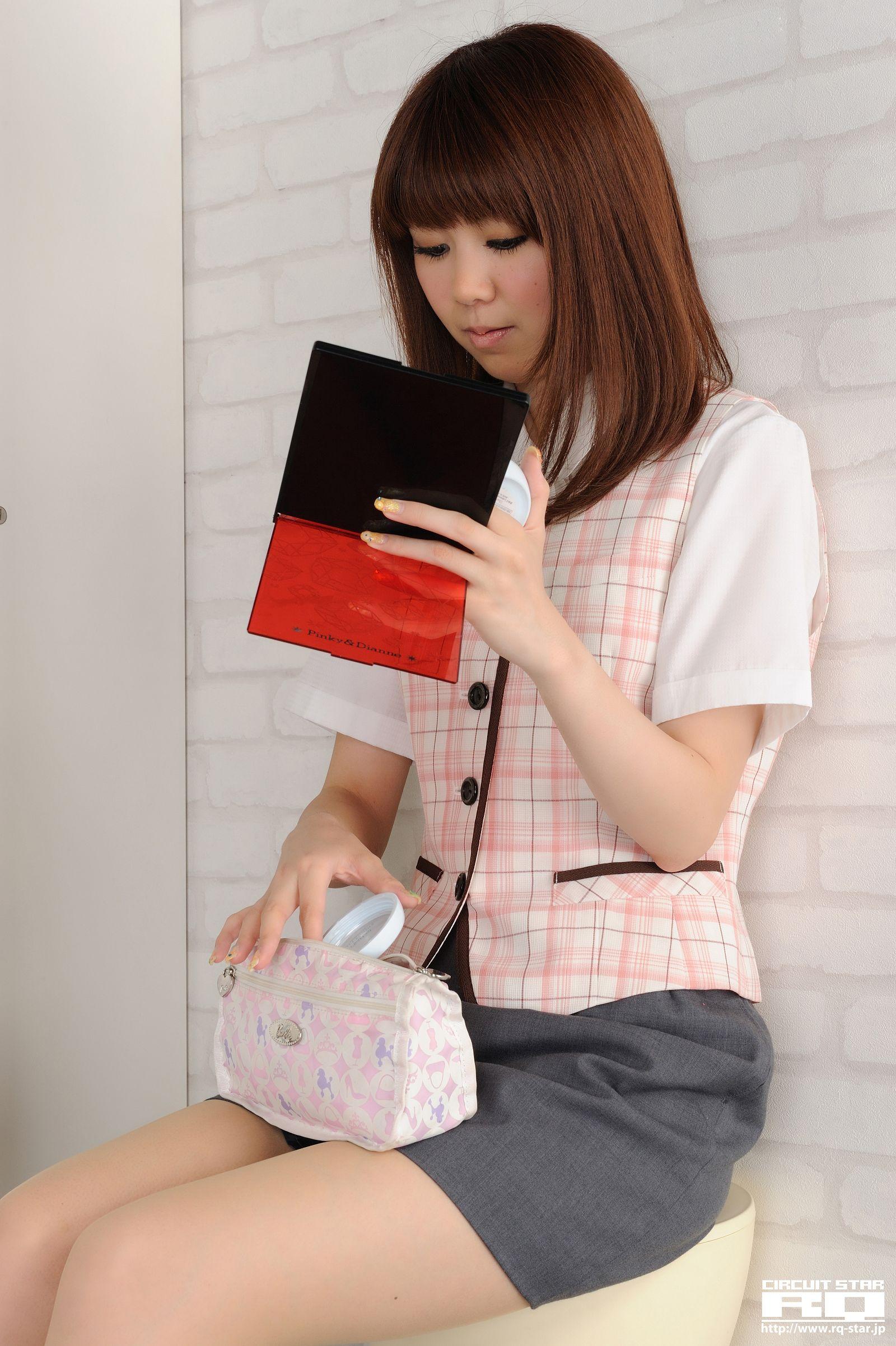 [RQ STAR美女] NO.0384 Haruka Ikuta 生田晴香 Office Lady[140P] RQ STAR 第4张