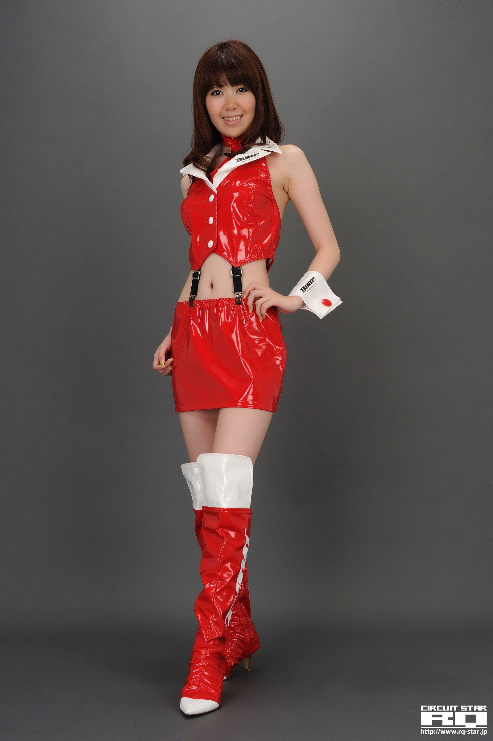 [RQ STAR美女] NO.0387 Haruka Ikuta 生田晴香 Race Queen[120P] RQ STAR 第1张