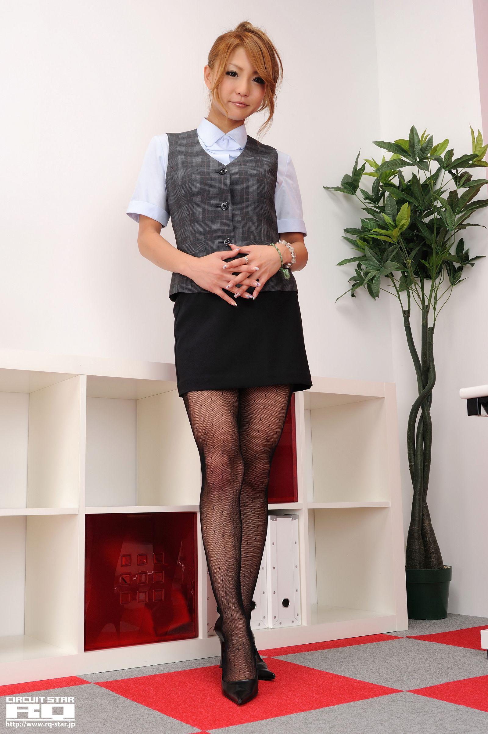 [RQ STAR美女] NO.0404 Hina Sato 佐藤陽南 Office Lady[108P] RQ STAR 第1张