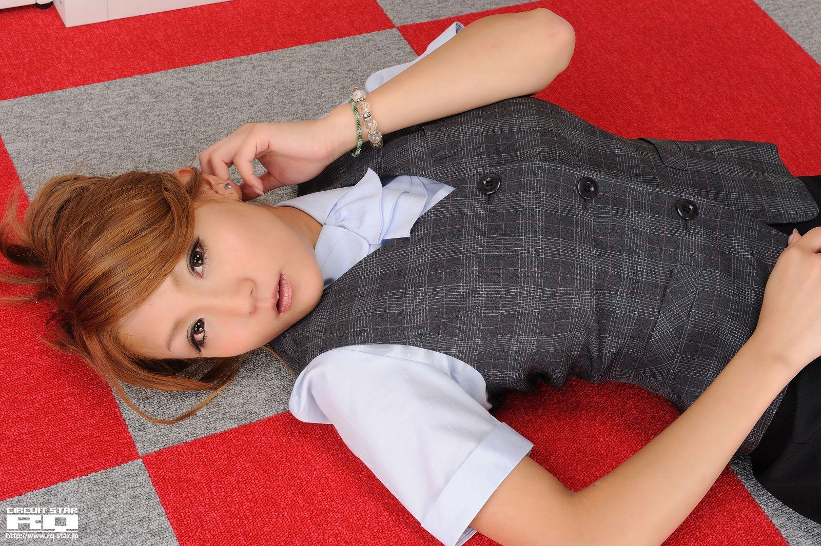 [RQ STAR美女] NO.0404 Hina Sato 佐藤陽南 Office Lady[108P] RQ STAR 第3张
