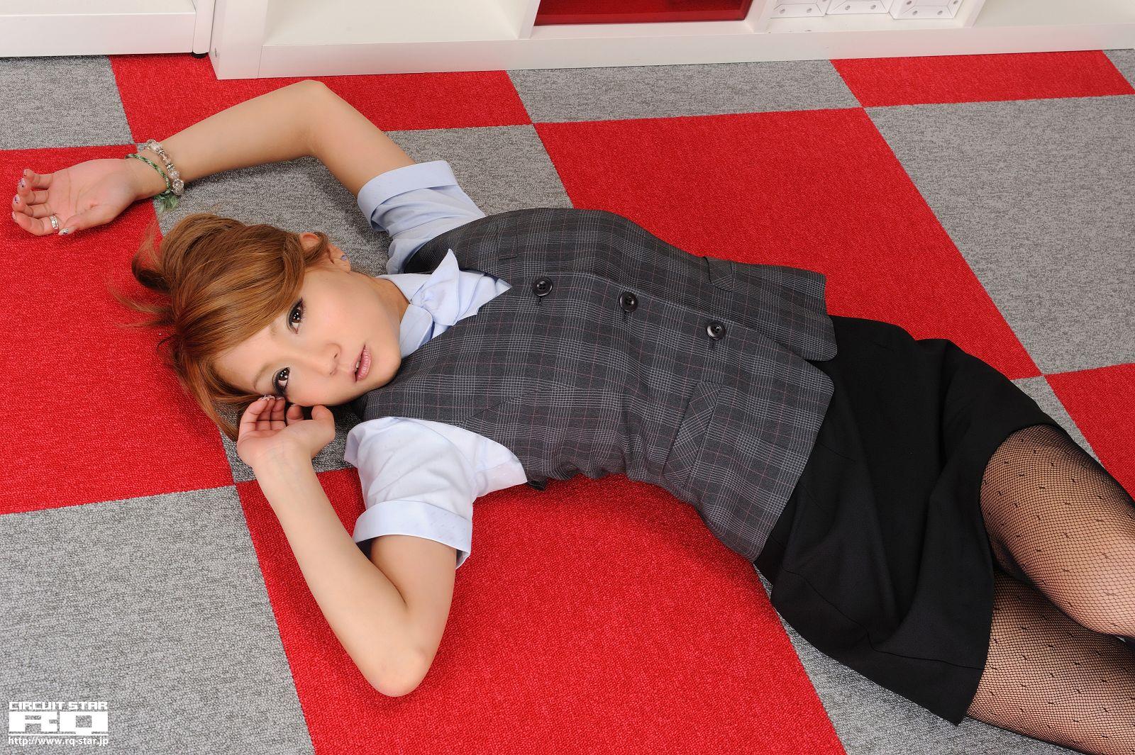 [RQ STAR美女] NO.0404 Hina Sato 佐藤陽南 Office Lady[108P] RQ STAR 第4张