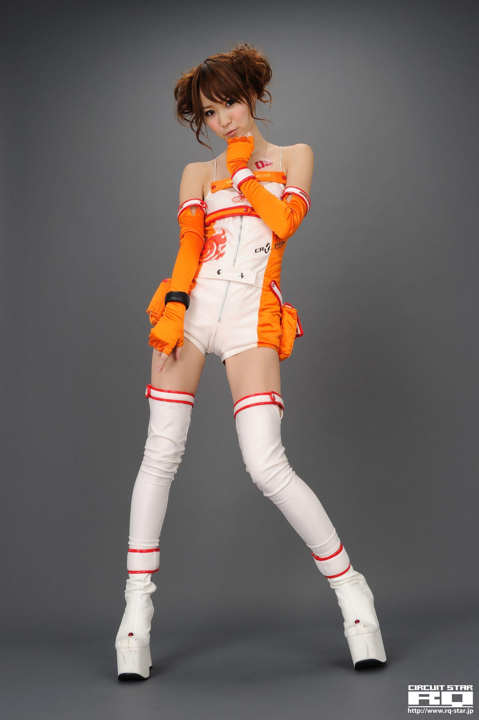 [RQ-STAR美女] NO.0424 Shihomi Ogoshi 小越しほみ Race Queen2