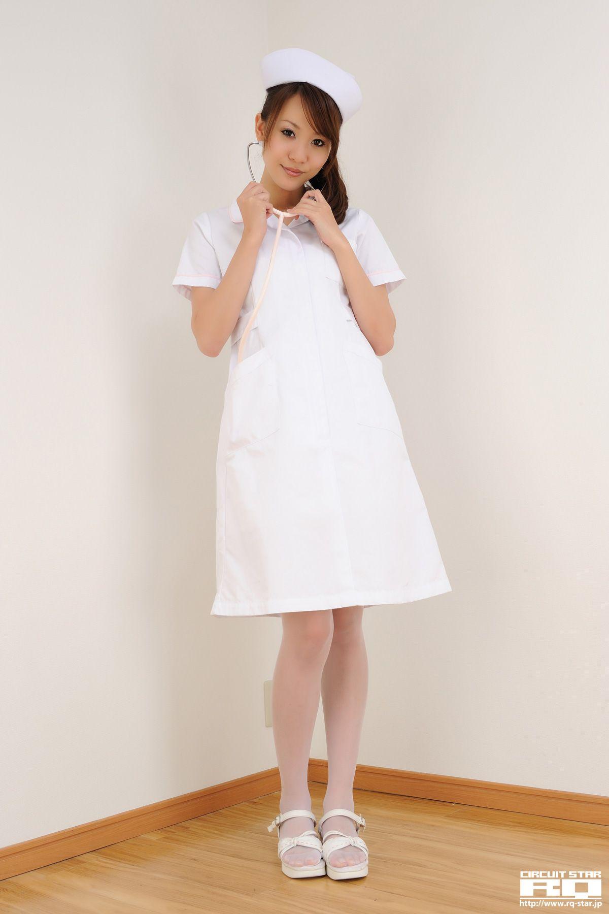 [RQ STAR美女] NO.0427 Saki Ueda 植田早紀 Nurse Costume[83P] RQ STAR 第1张