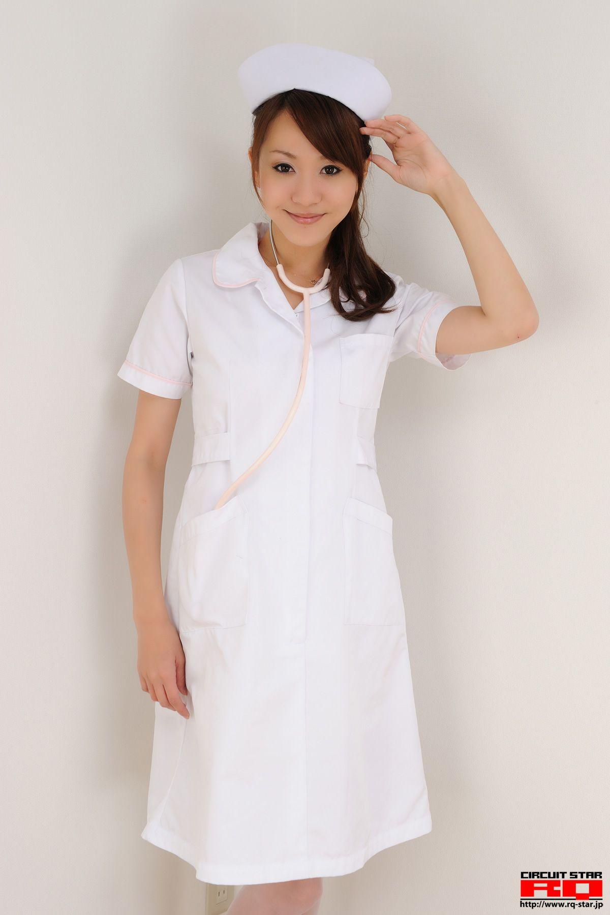 [RQ STAR美女] NO.0427 Saki Ueda 植田早紀 Nurse Costume[83P] RQ STAR 第2张