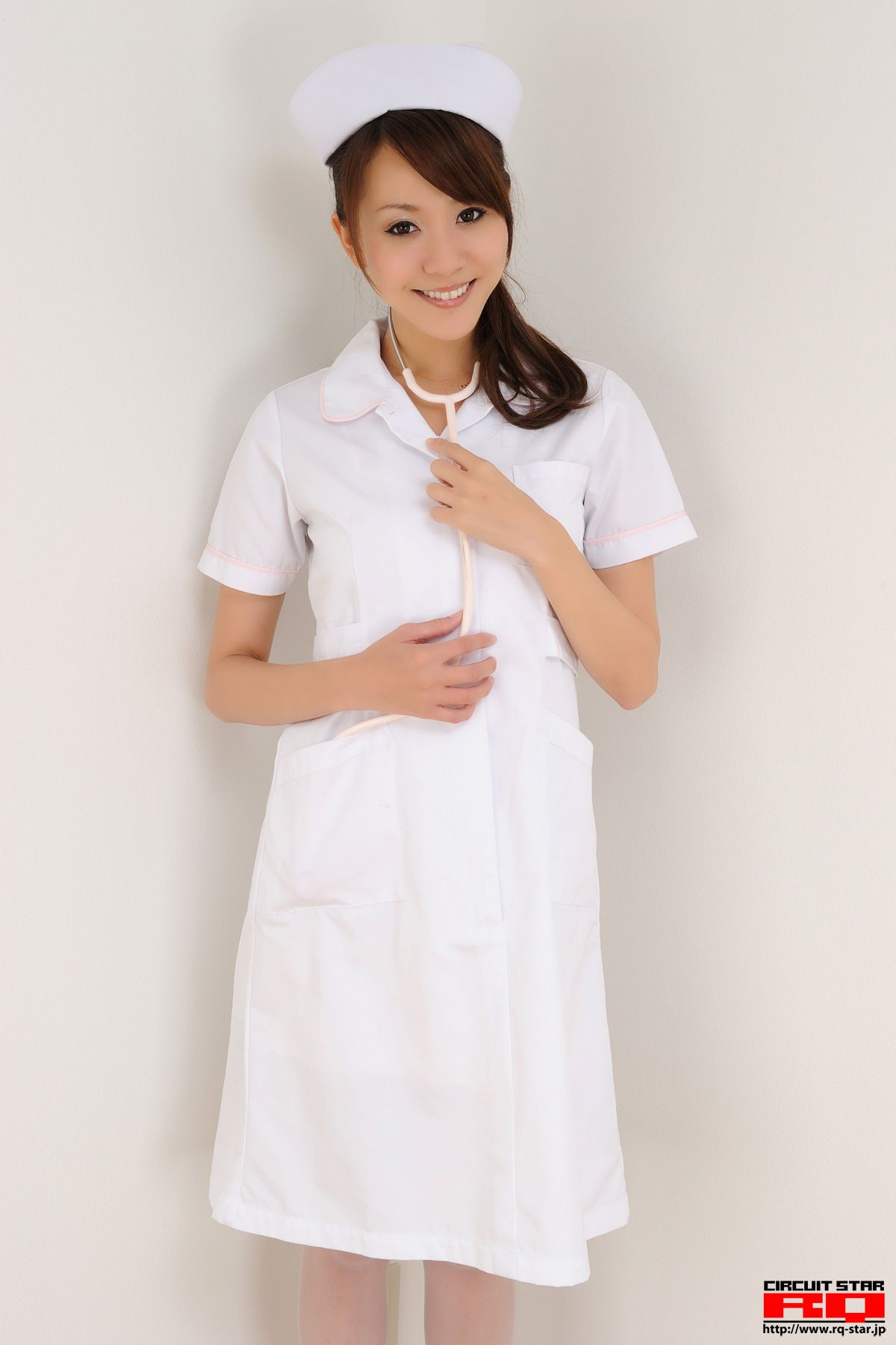 [RQ STAR美女] NO.0427 Saki Ueda 植田早紀 Nurse Costume[83P] RQ STAR 第3张
