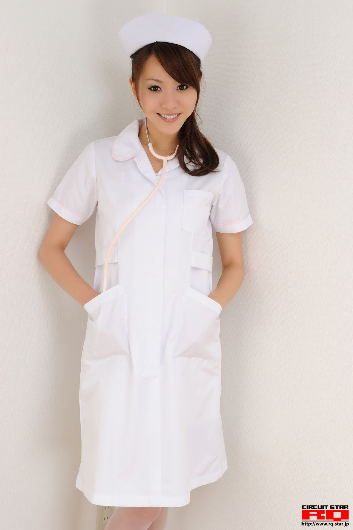 [RQ STAR美女] NO.0427 Saki Ueda 植田早紀 Nurse Costume[83P] RQ STAR 第4张