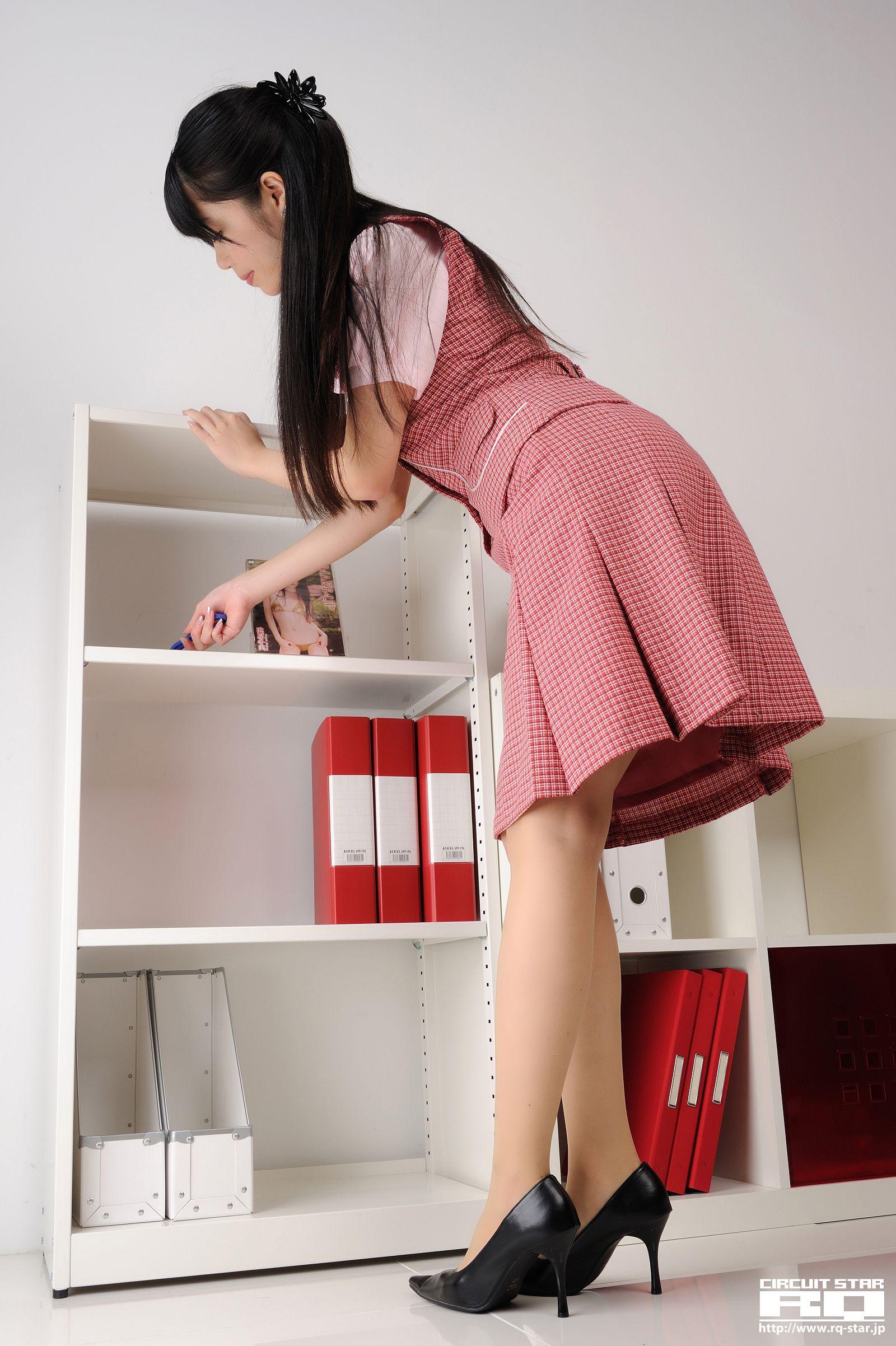 [RQ STAR美女] NO.0431 Fuyumi Ikehara 池原冬実 Office Lady[74P] RQ STAR 第2张