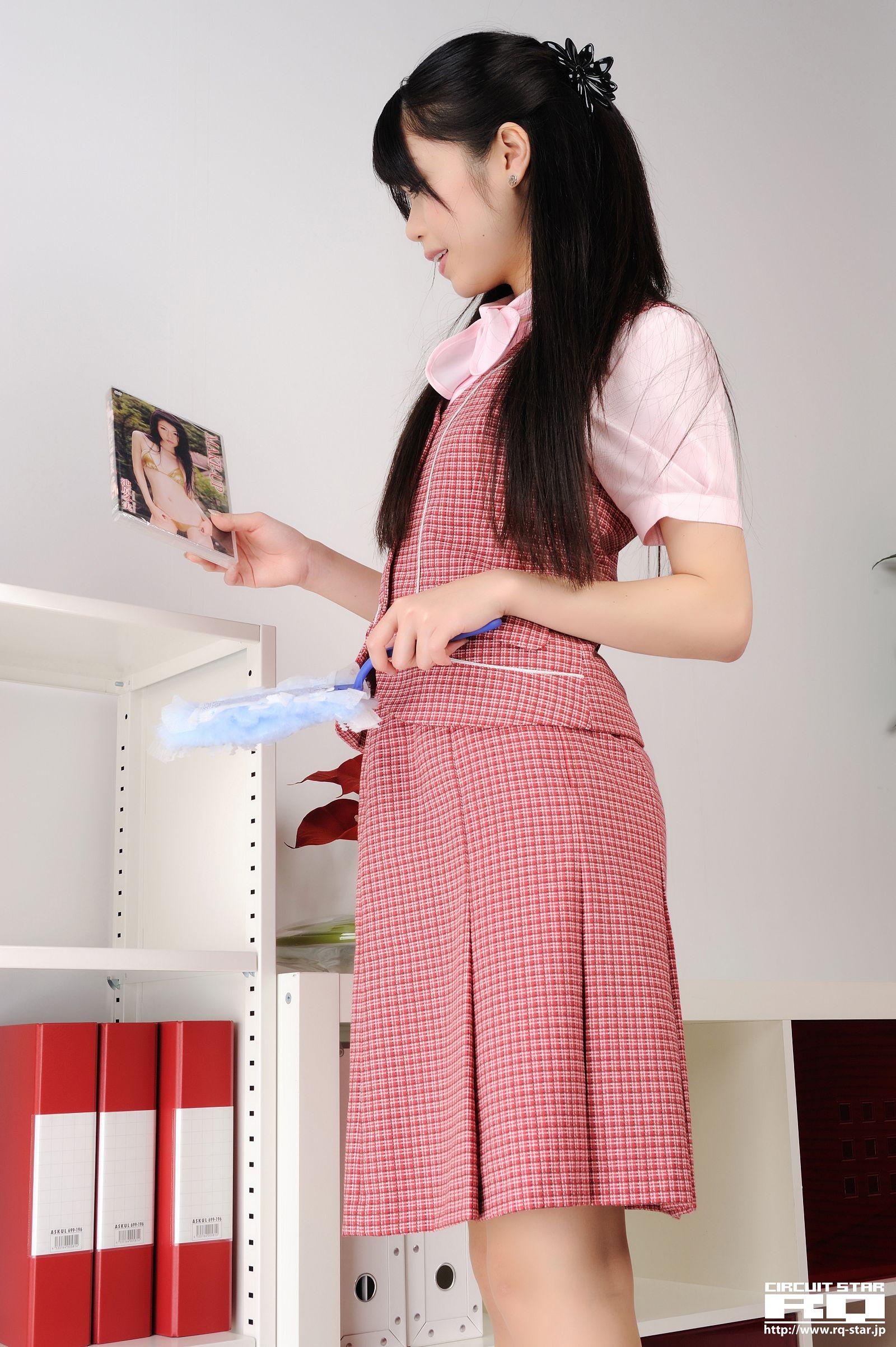[RQ STAR美女] NO.0431 Fuyumi Ikehara 池原冬実 Office Lady[74P] RQ STAR 第4张
