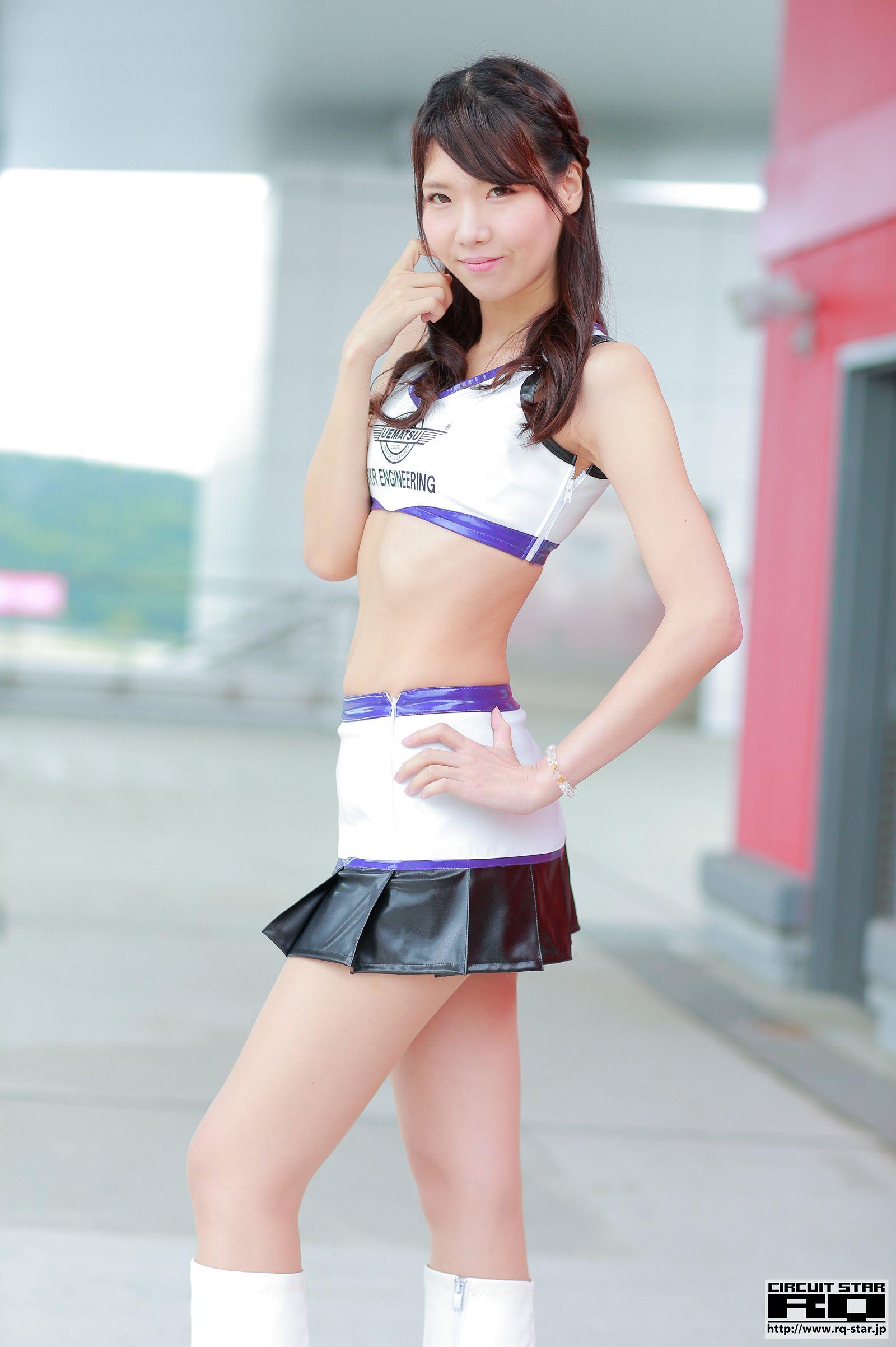 [RQ STAR美女] 2018.01.19 Ayumi Serizawa 芹沢歩 Race Queen[33P] RQ STAR 第3张