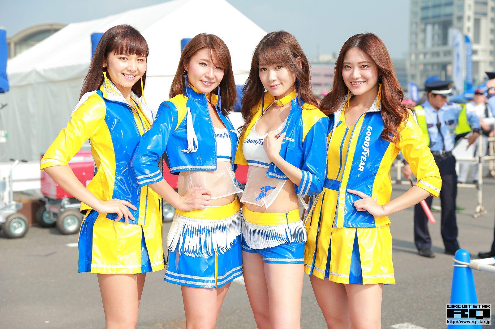 [RQ STAR美女] 2017.11.03 D1 GRAND PRIX in TOKOY 2015 D1GP お台場Vol.3[90P] RQ STAR 第1张