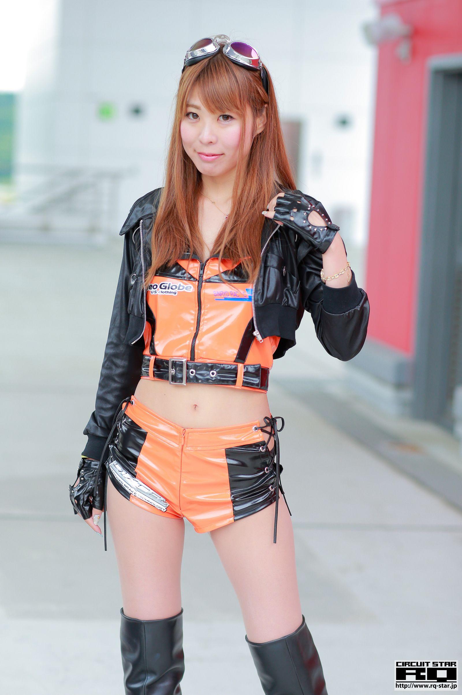 [RQ STAR美女] 2018.03.31 Chie Takeda 武田智恵 Race Queen[24P] RQ STAR 第3张