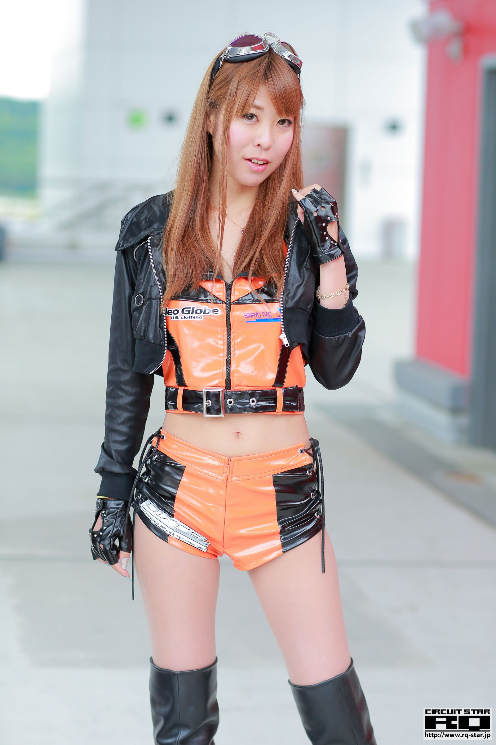 [RQ STAR美女] 2018.03.31 Chie Takeda 武田智恵 Race Queen[24P] RQ STAR 第4张