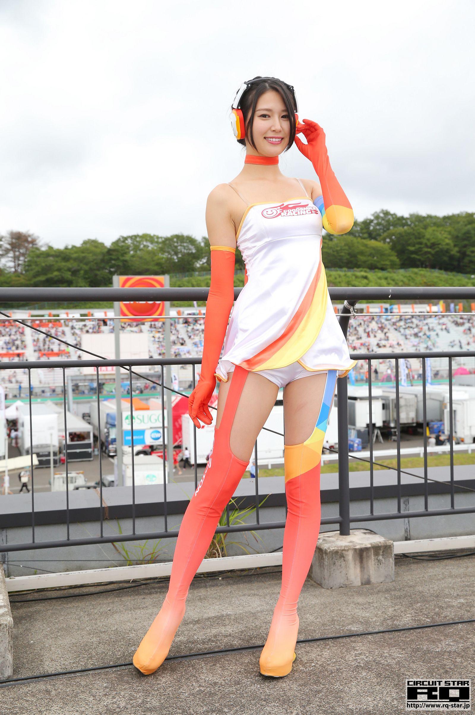 [RQ STAR美女] 2018.04.27 Tsukasa Arai 荒井つかさ Race Queen[35P] RQ STAR 第4张