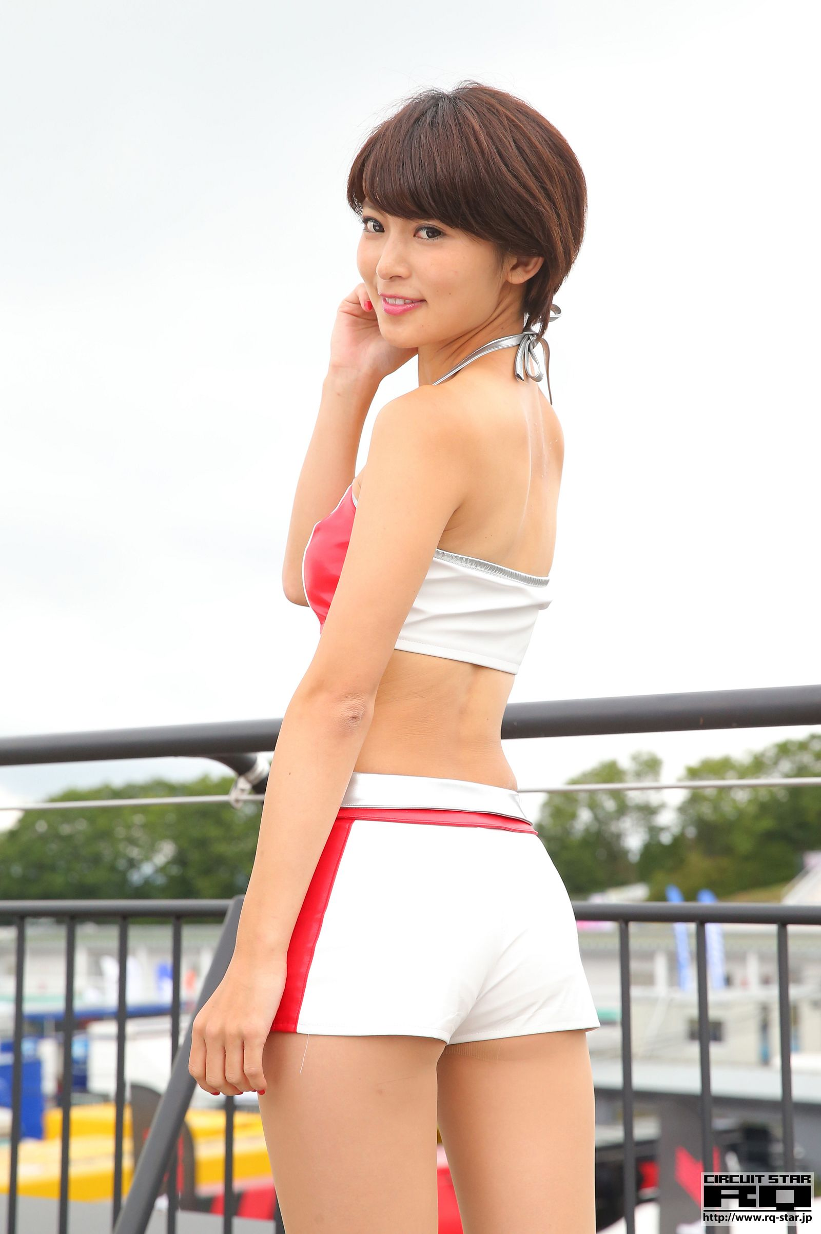 [RQ STAR美女] 2018.05.26 Yoshika Tsujii 辻井美香 Race Queen[29P] RQ STAR 第3张