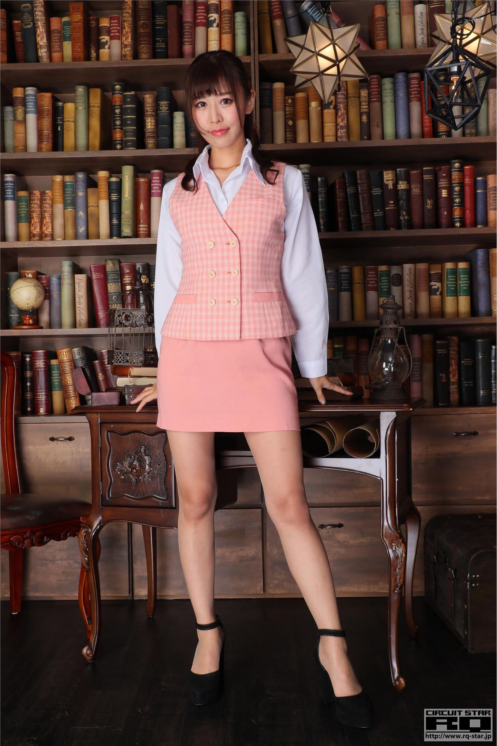 [RQ STAR美女] 2018.08.31 Aya Miyazaki 宮崎彩 Office Lady[100P] RQ STAR 第1张